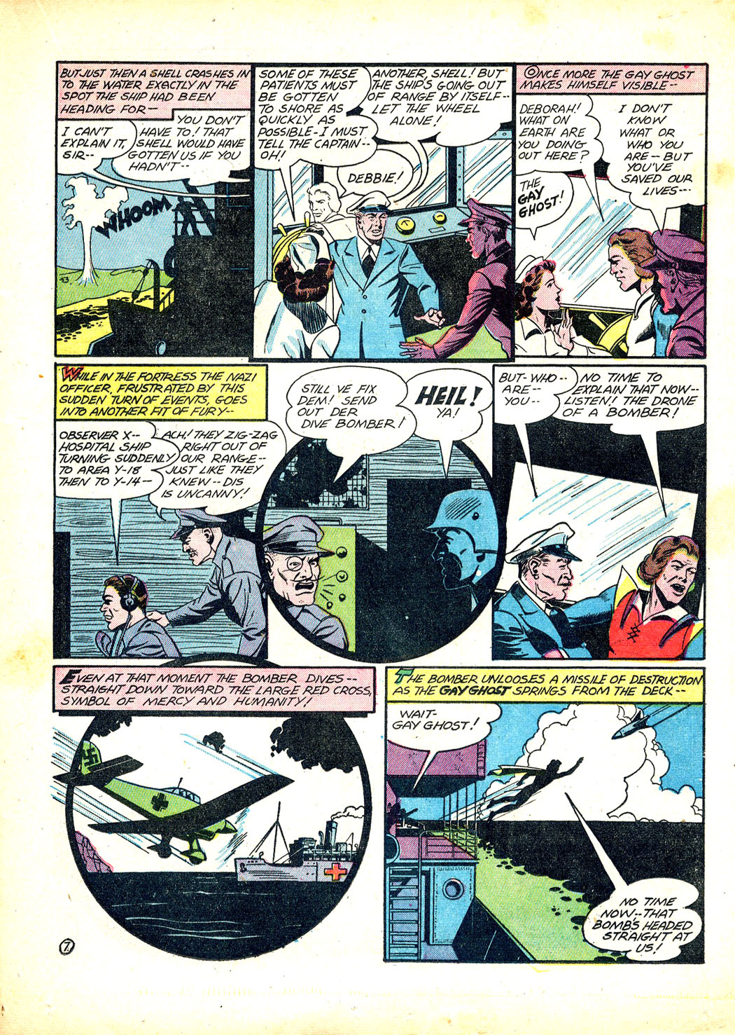 Read online Sensation (Mystery) Comics comic -  Issue #12 - 31