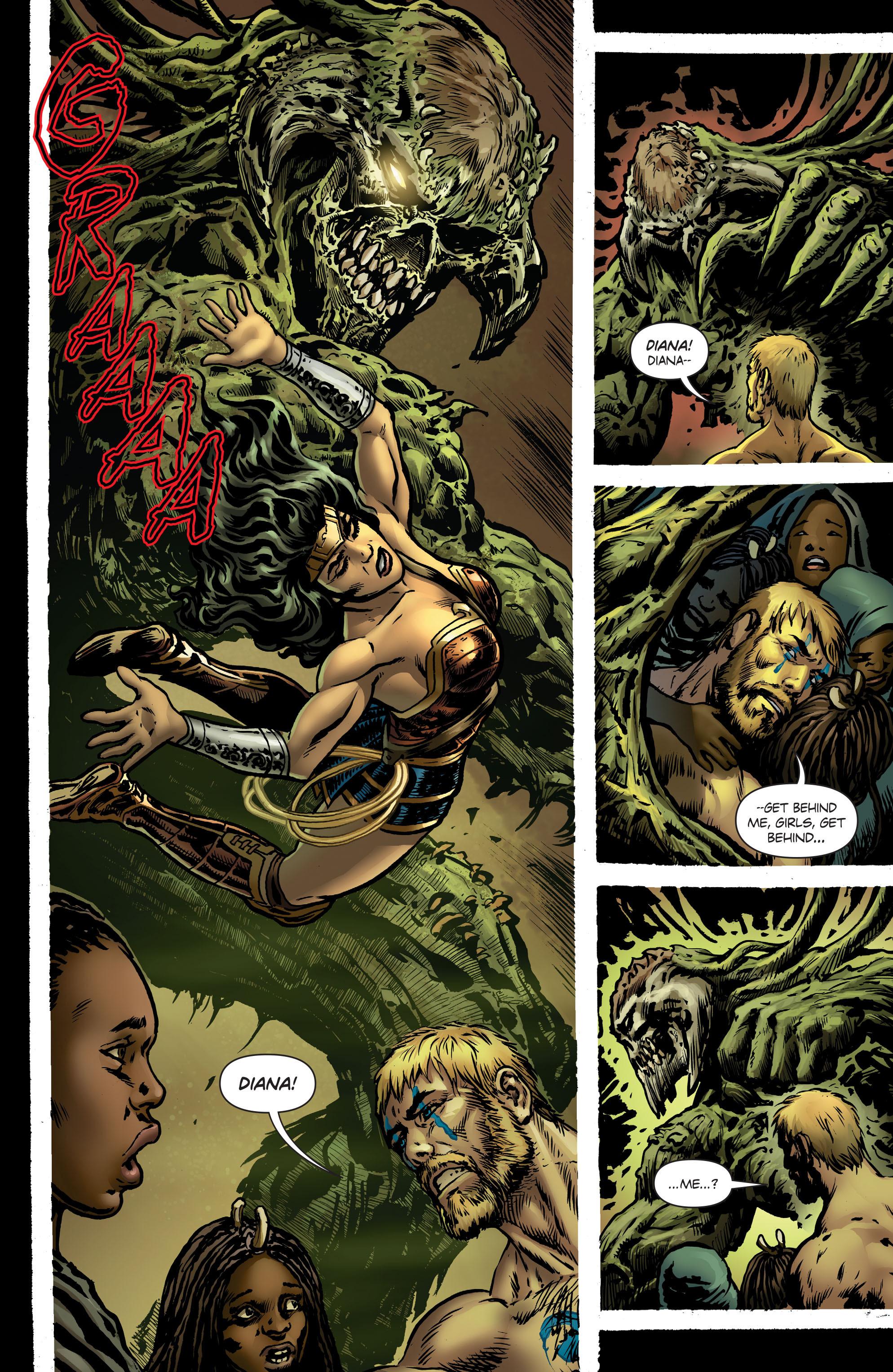 Read online Wonder Woman (2016) comic -  Issue #7 - 16