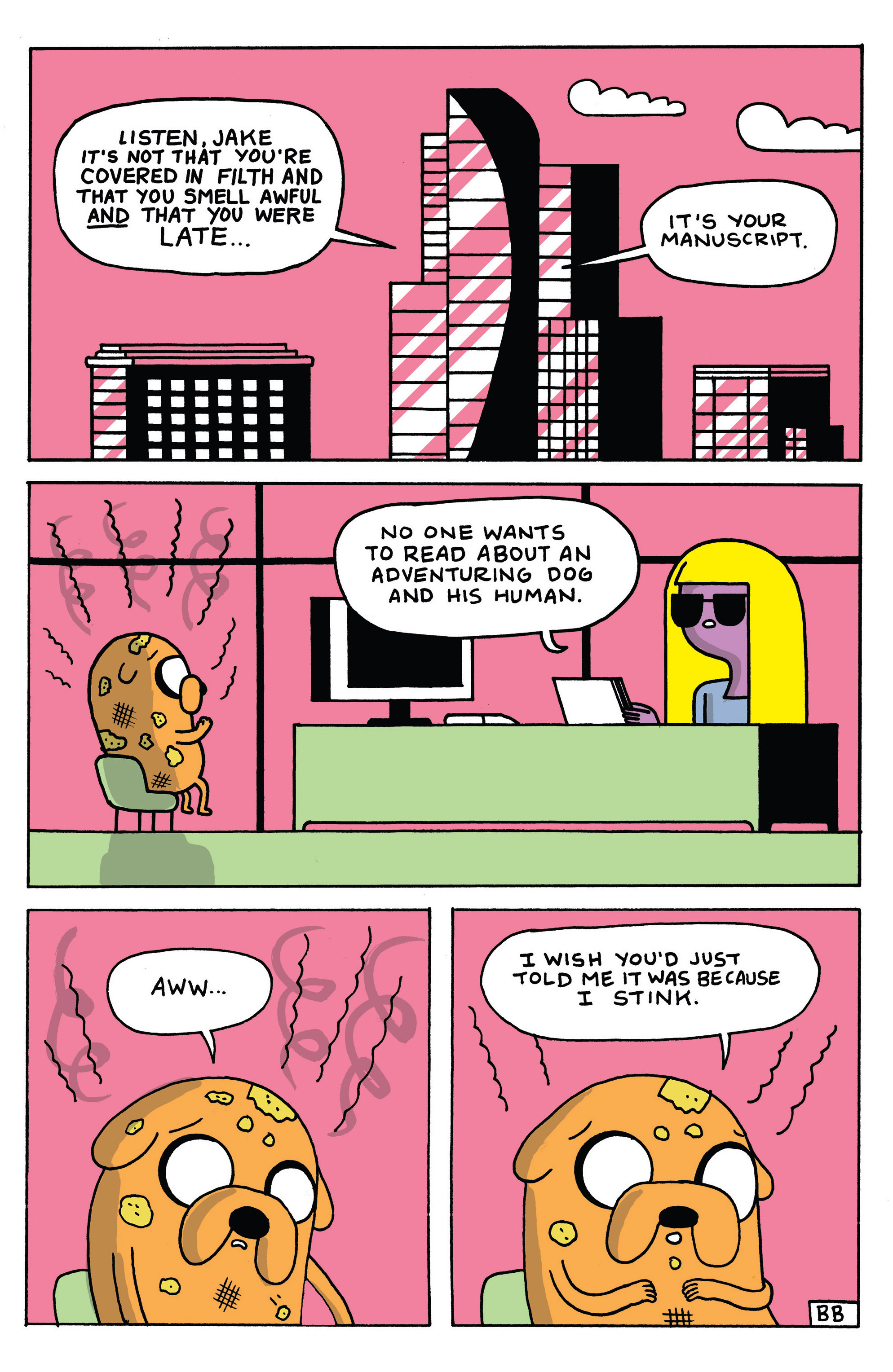 Read online Adventure Time Comics comic -  Issue #2 - 8