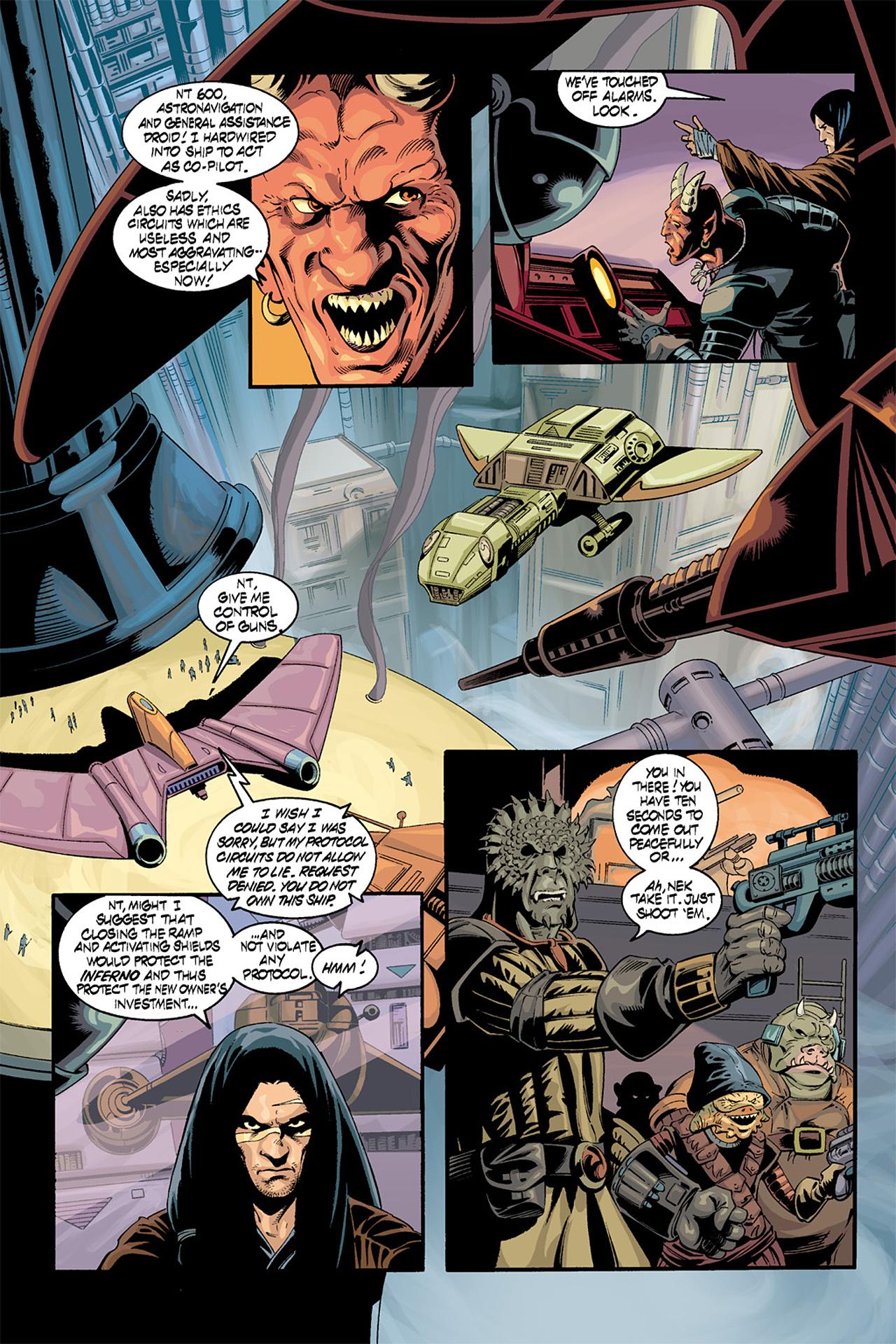 Read online Star Wars Omnibus comic -  Issue # Vol. 15 - 40