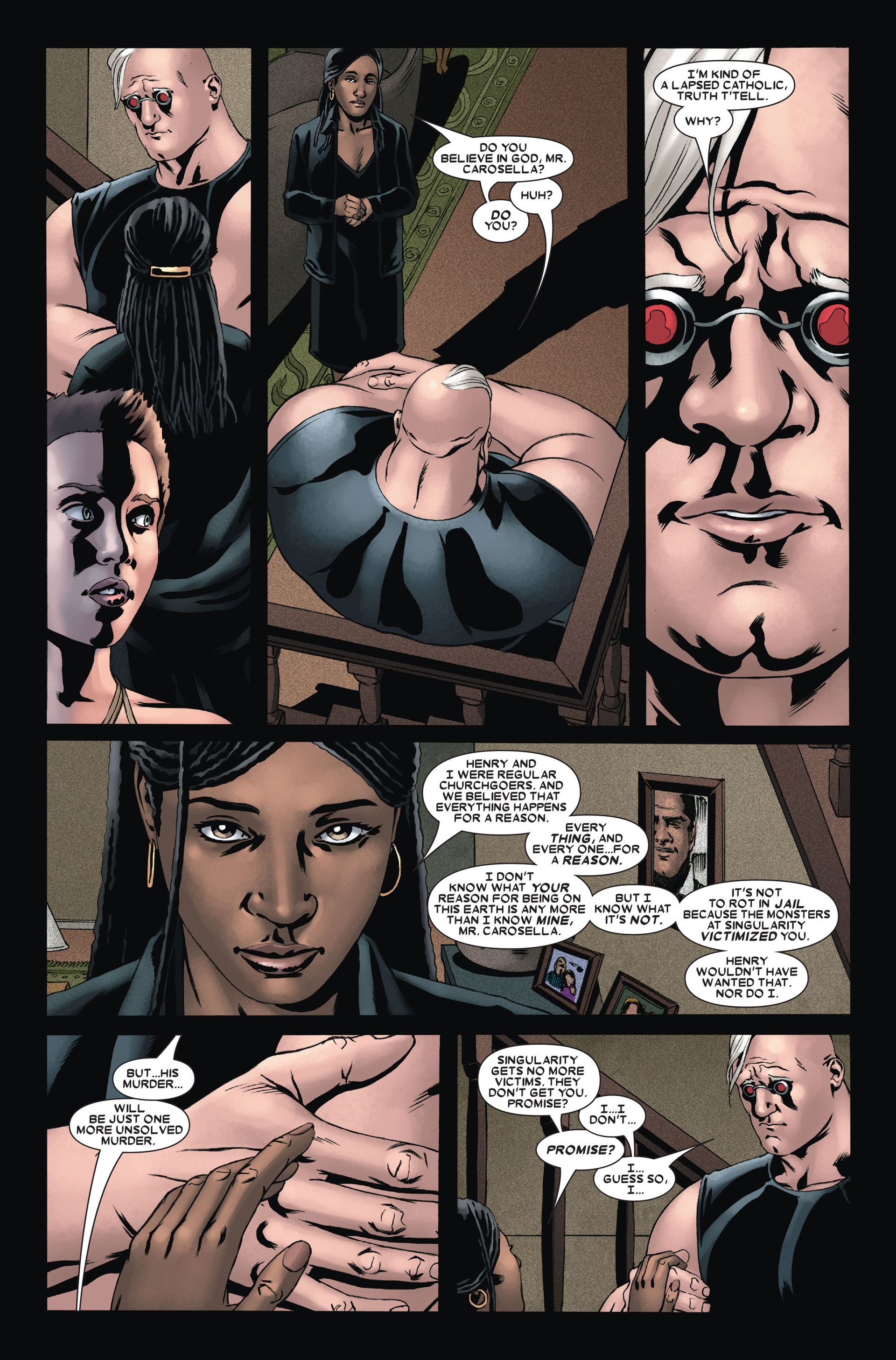 Read online X-Factor (2006) comic -  Issue #14 - 12