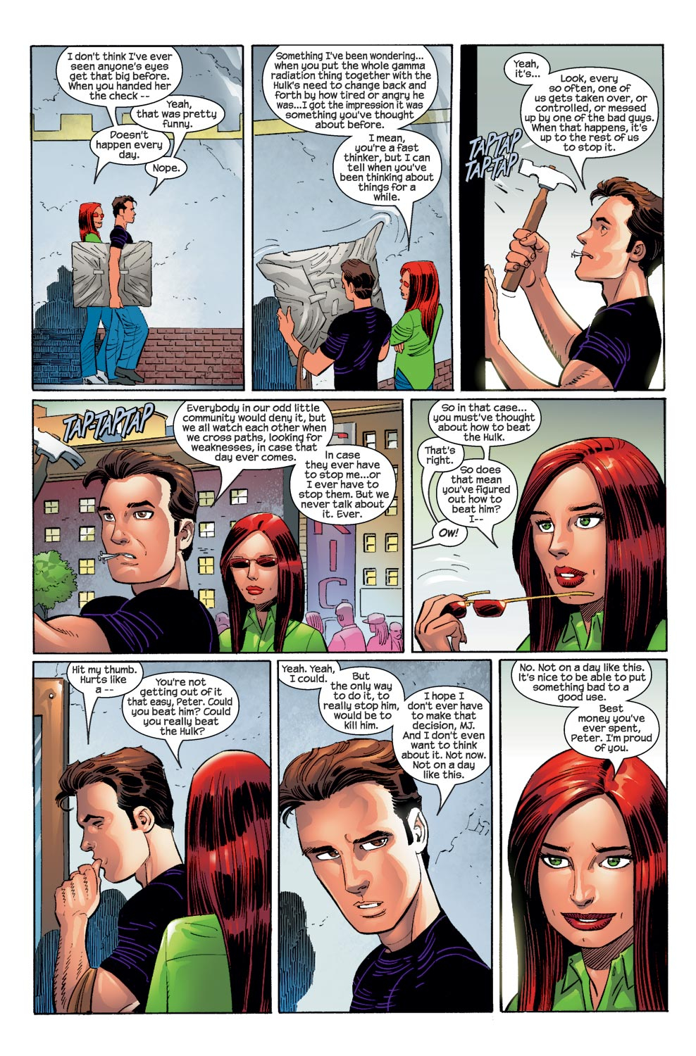 The Amazing Spider-Man (1999) 54 Page 20