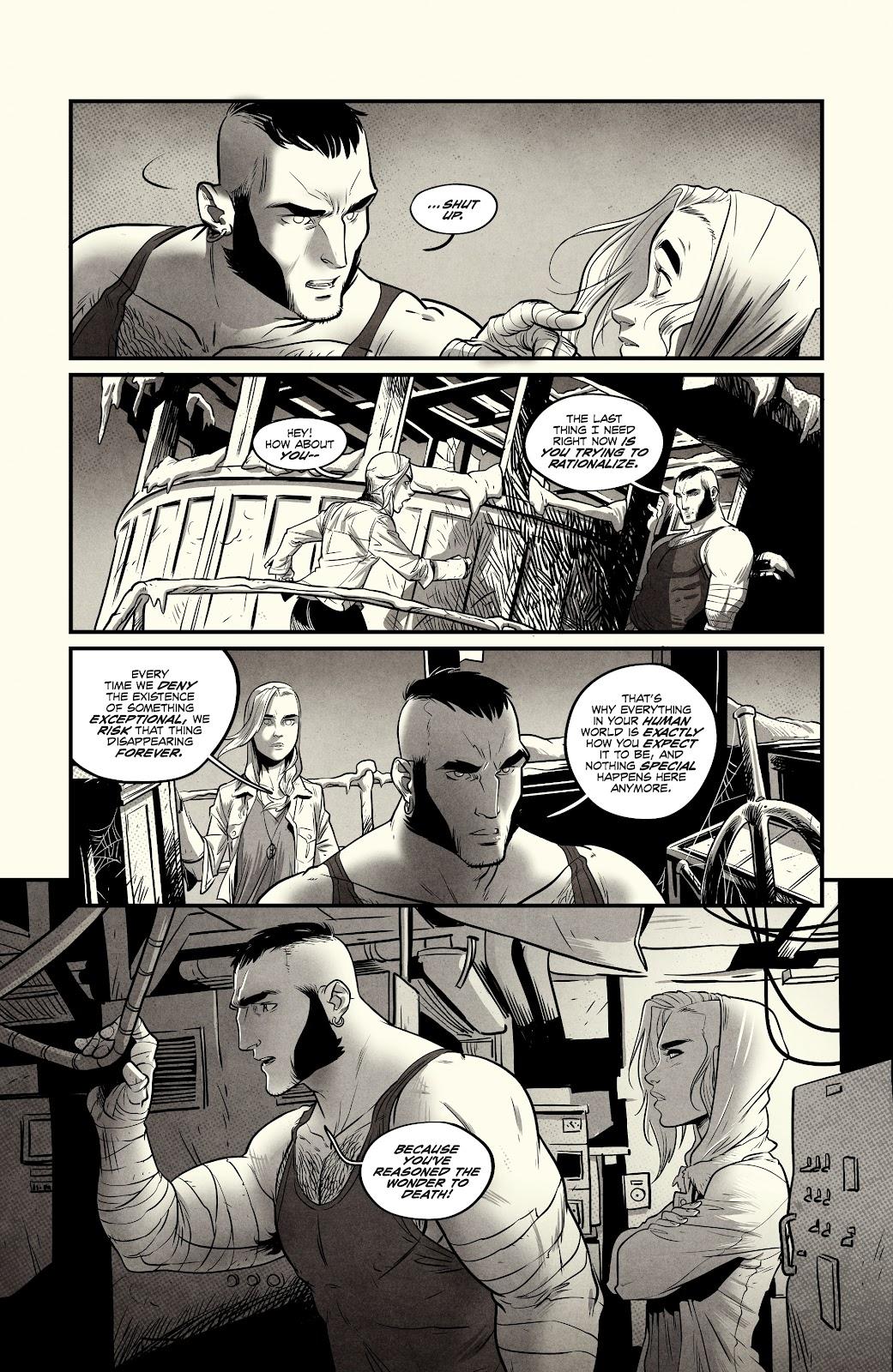 Read online Nomen Omen comic -  Issue #3 - 14