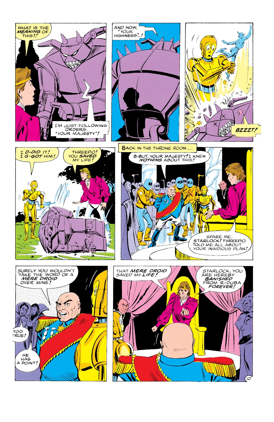 Star Wars: Droids (1986) issue 5 - Page 11