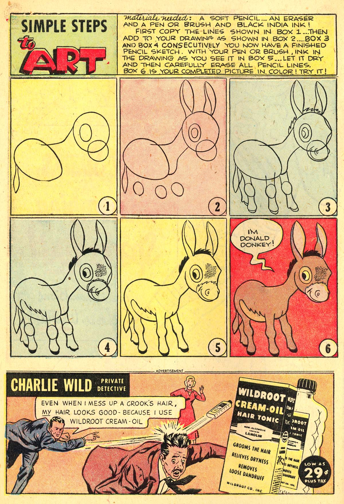 Read online Animal Antics comic -  Issue #36 - 10