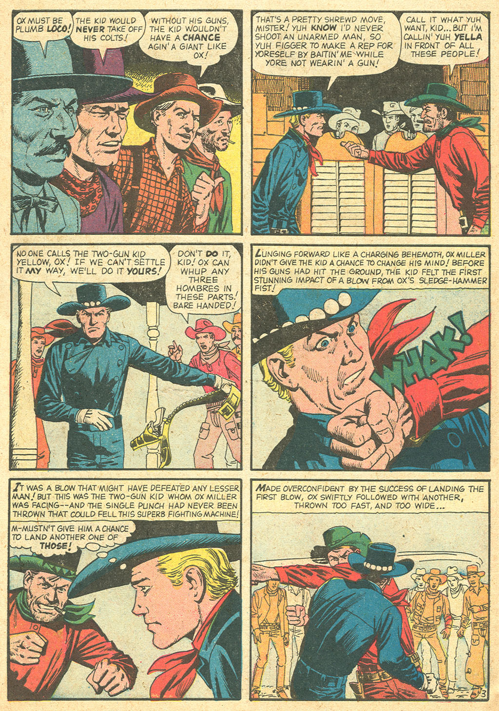Read online Two-Gun Kid comic -  Issue #55 - 30
