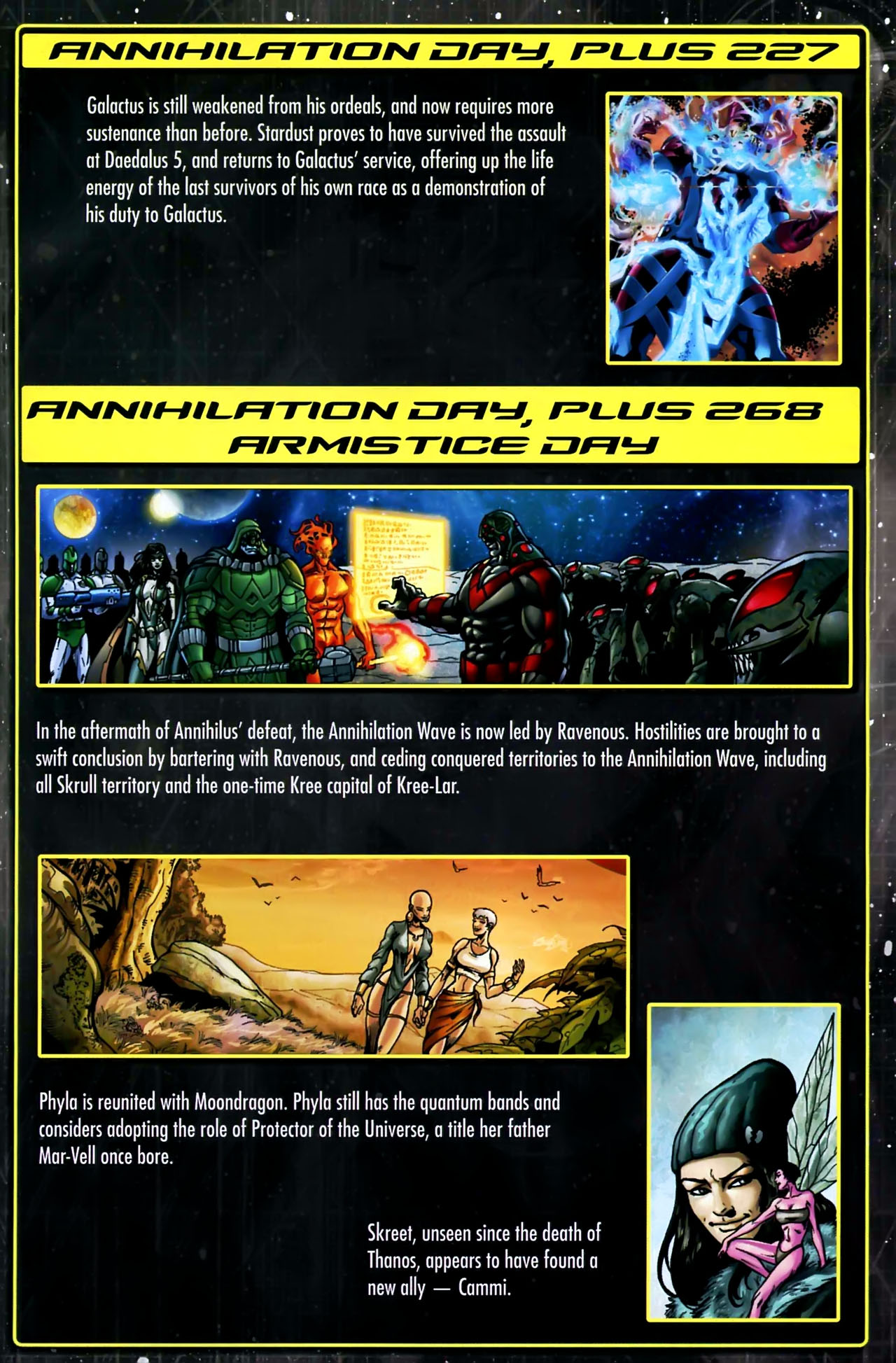 Read online Annihilation: Saga comic -  Issue #Annihilation: Saga Full - 33