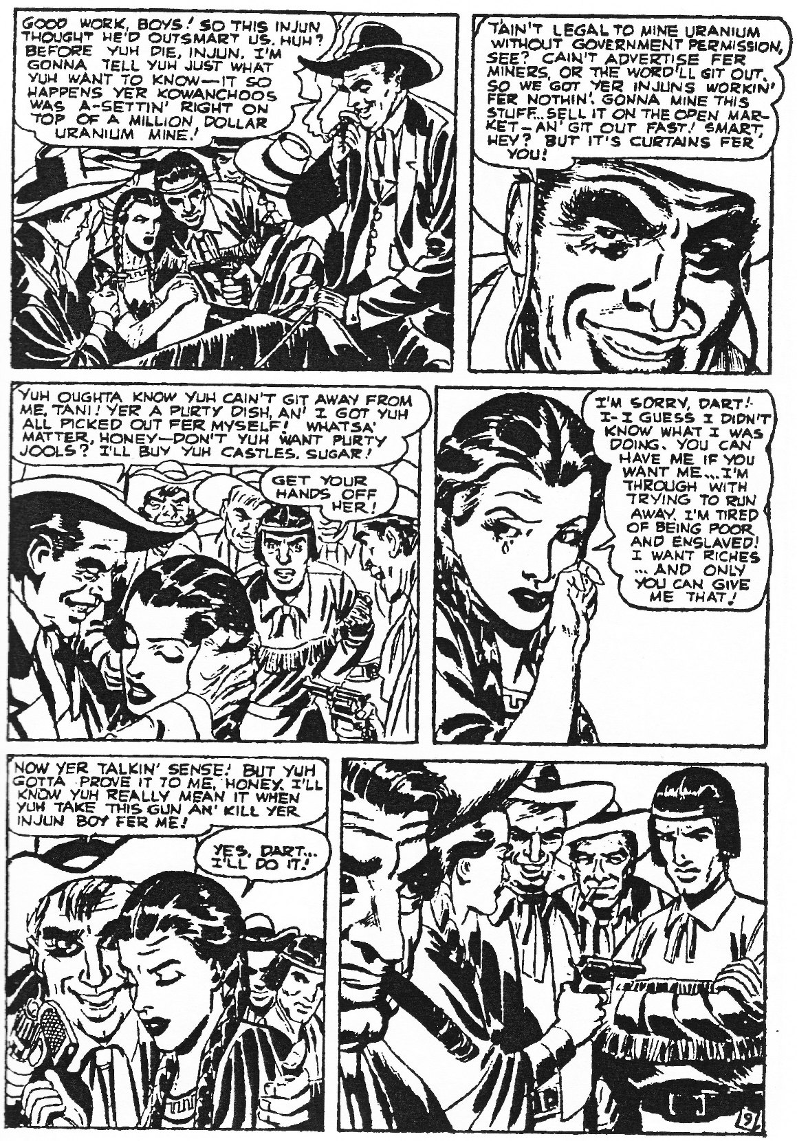 Read online Men of Mystery Comics comic -  Issue #84 - 13