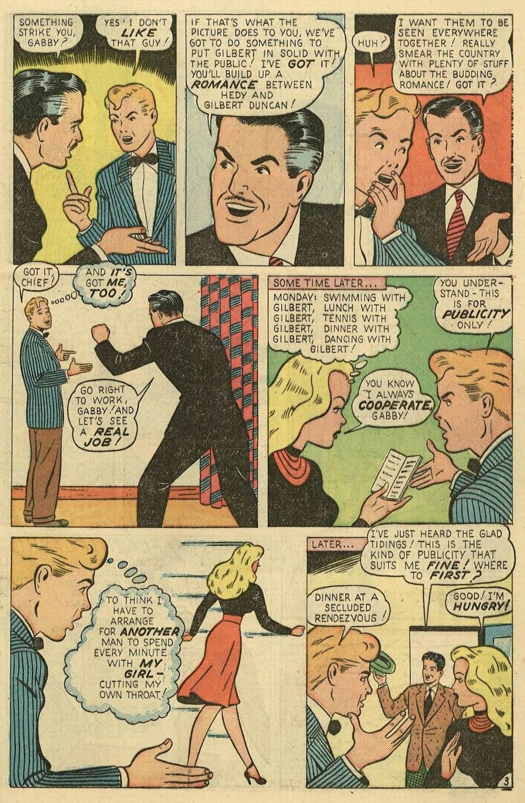 Read online Gay Comics comic -  Issue #34 - 5