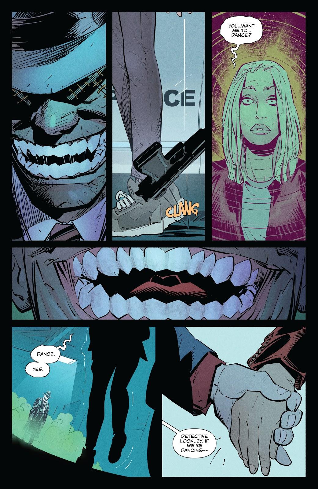 Read online Angel   Spike comic -  Issue #9 - 21