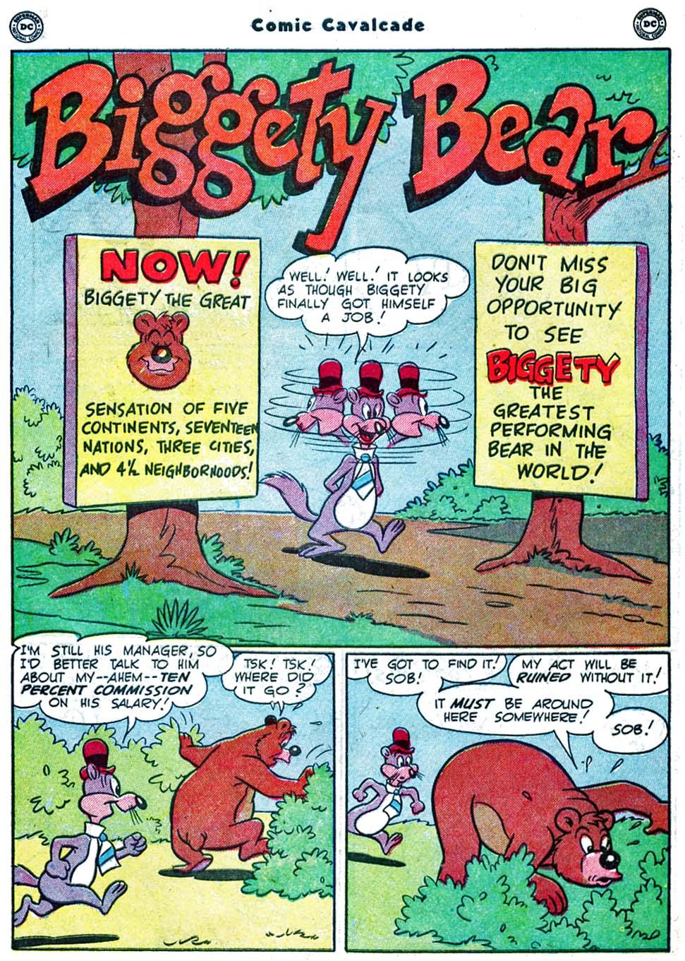 Comic Cavalcade issue 40 - Page 45
