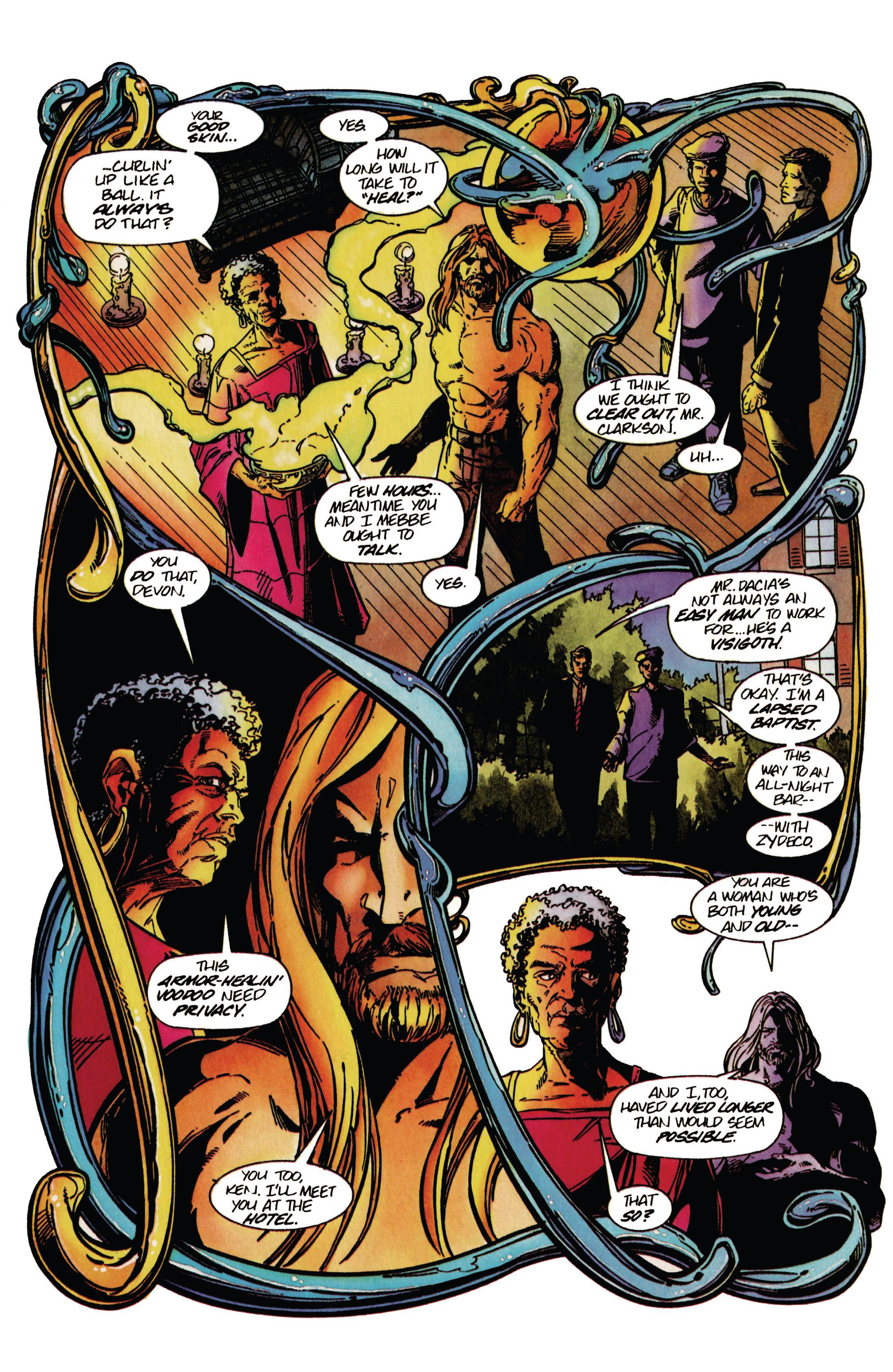 Read online Shadowman (1992) comic -  Issue #37 - 15