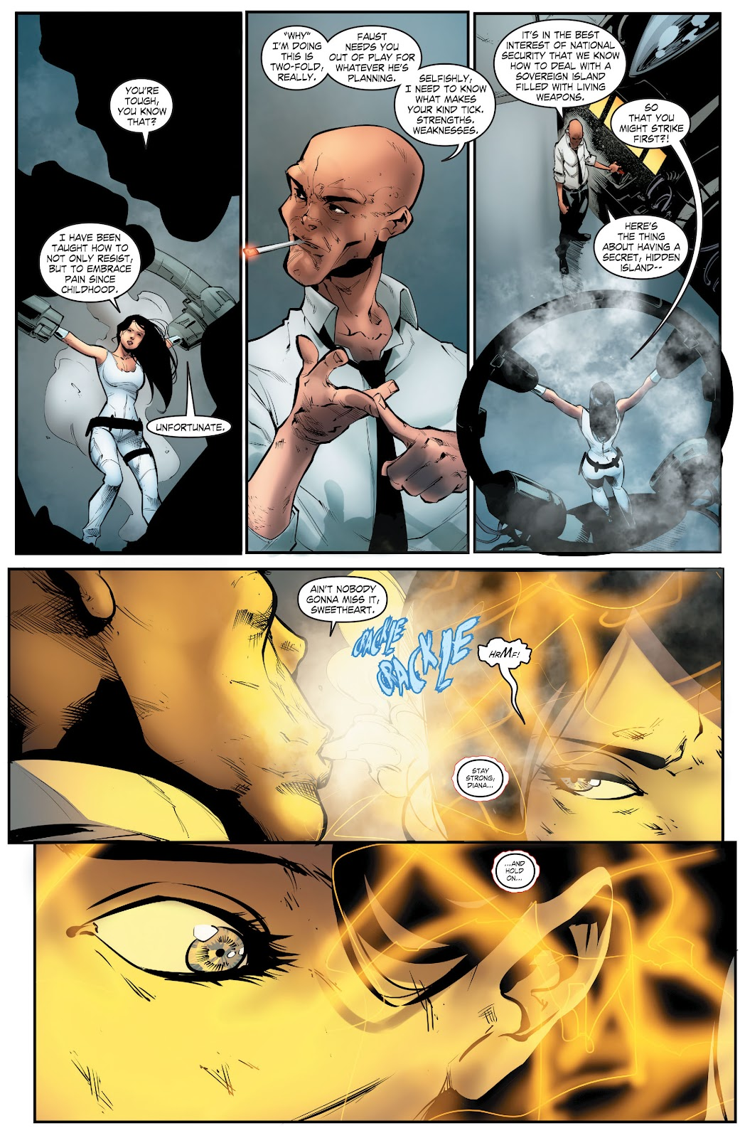 Read online Smallville Season 11 [II] comic -  Issue # TPB 5 - 74