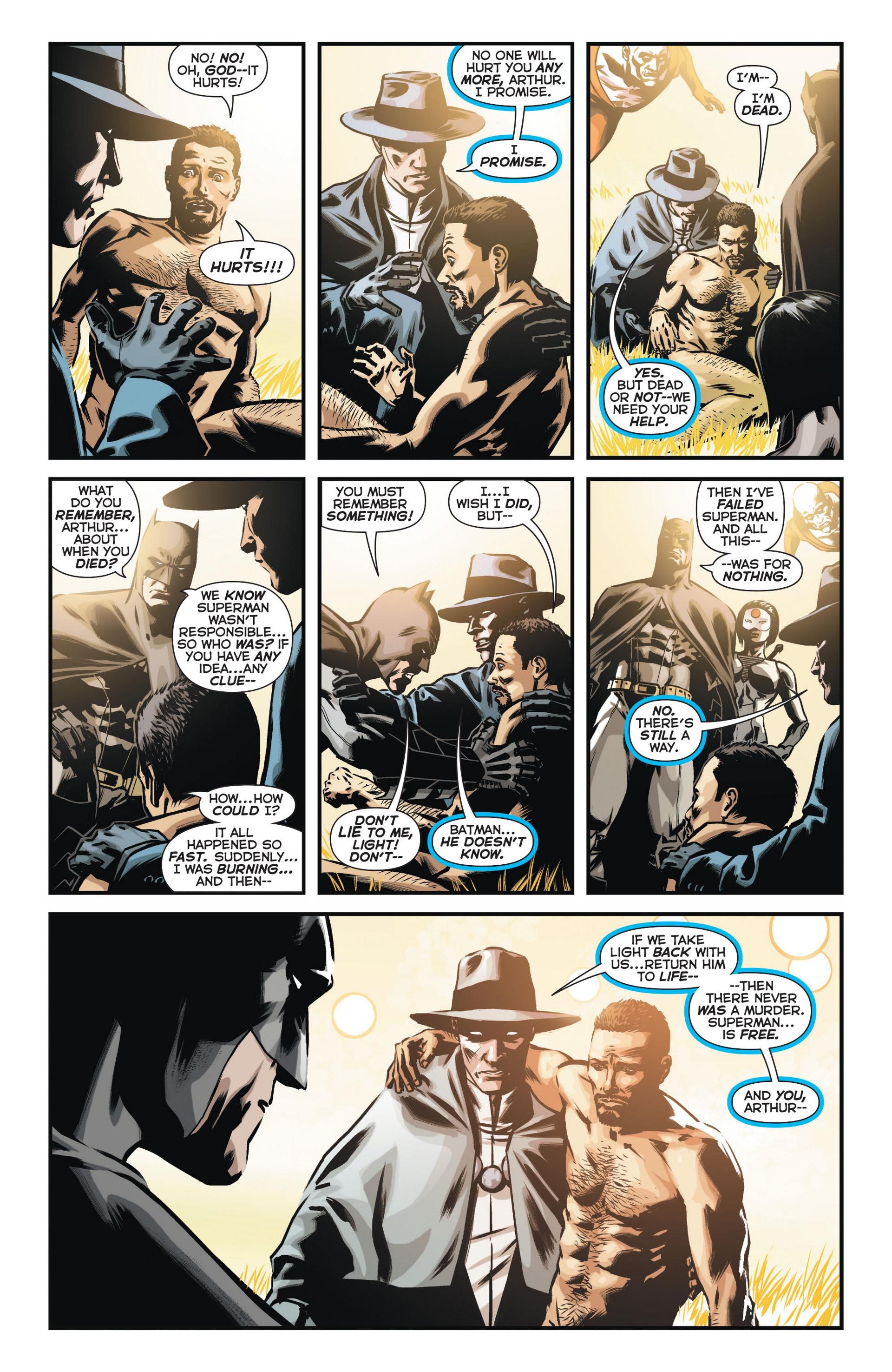 Read online Trinity of Sin: The Phantom Stranger comic -  Issue #11 - 18
