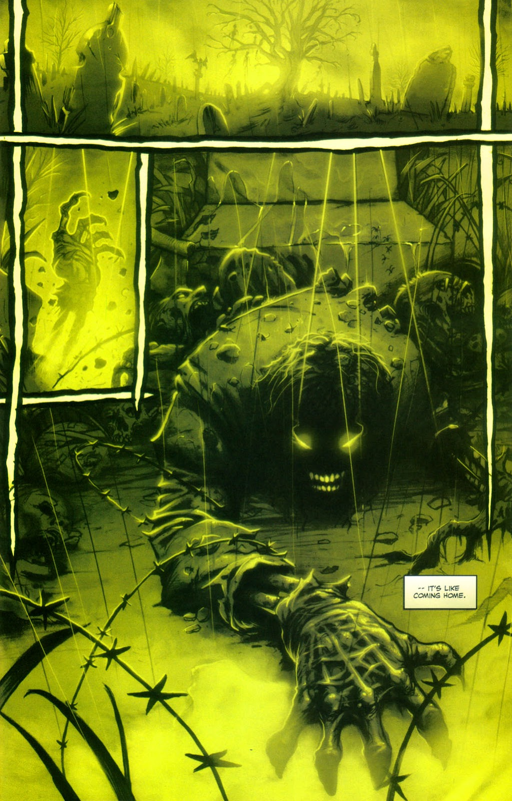Read online Evil Ernie in Santa Fe comic -  Issue #1 - 16