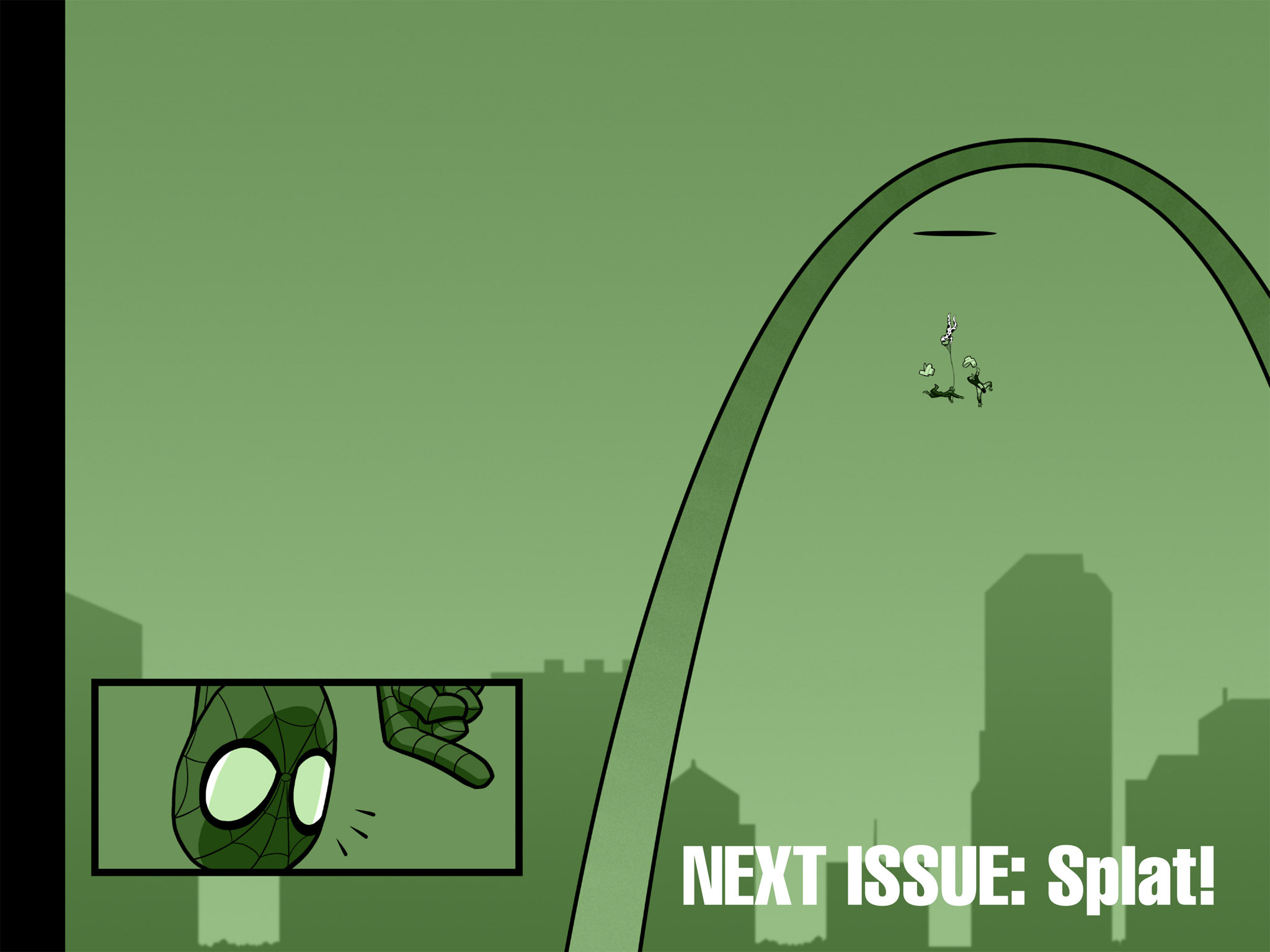 Read online Ultimate Spider-Man (Infinite Comics) (2015) comic -  Issue #7 - 42