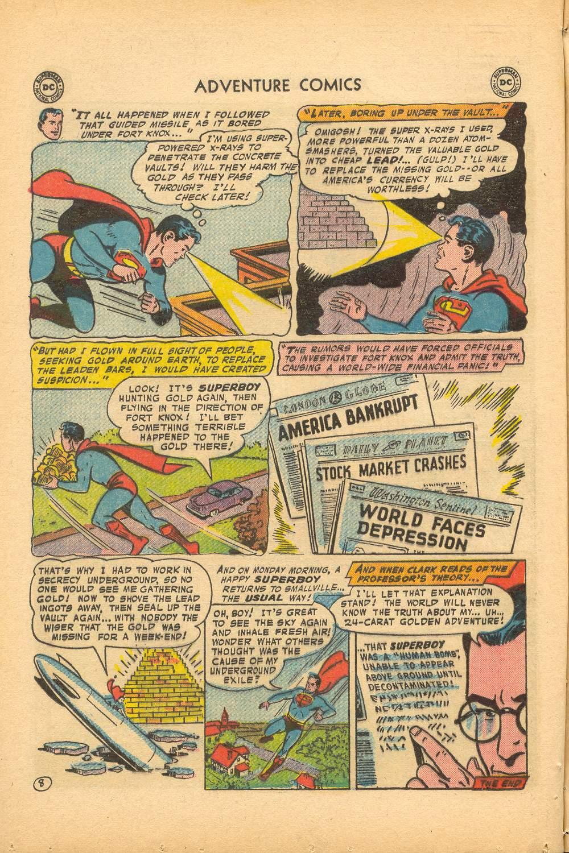 Read online Adventure Comics (1938) comic -  Issue #335 - 32