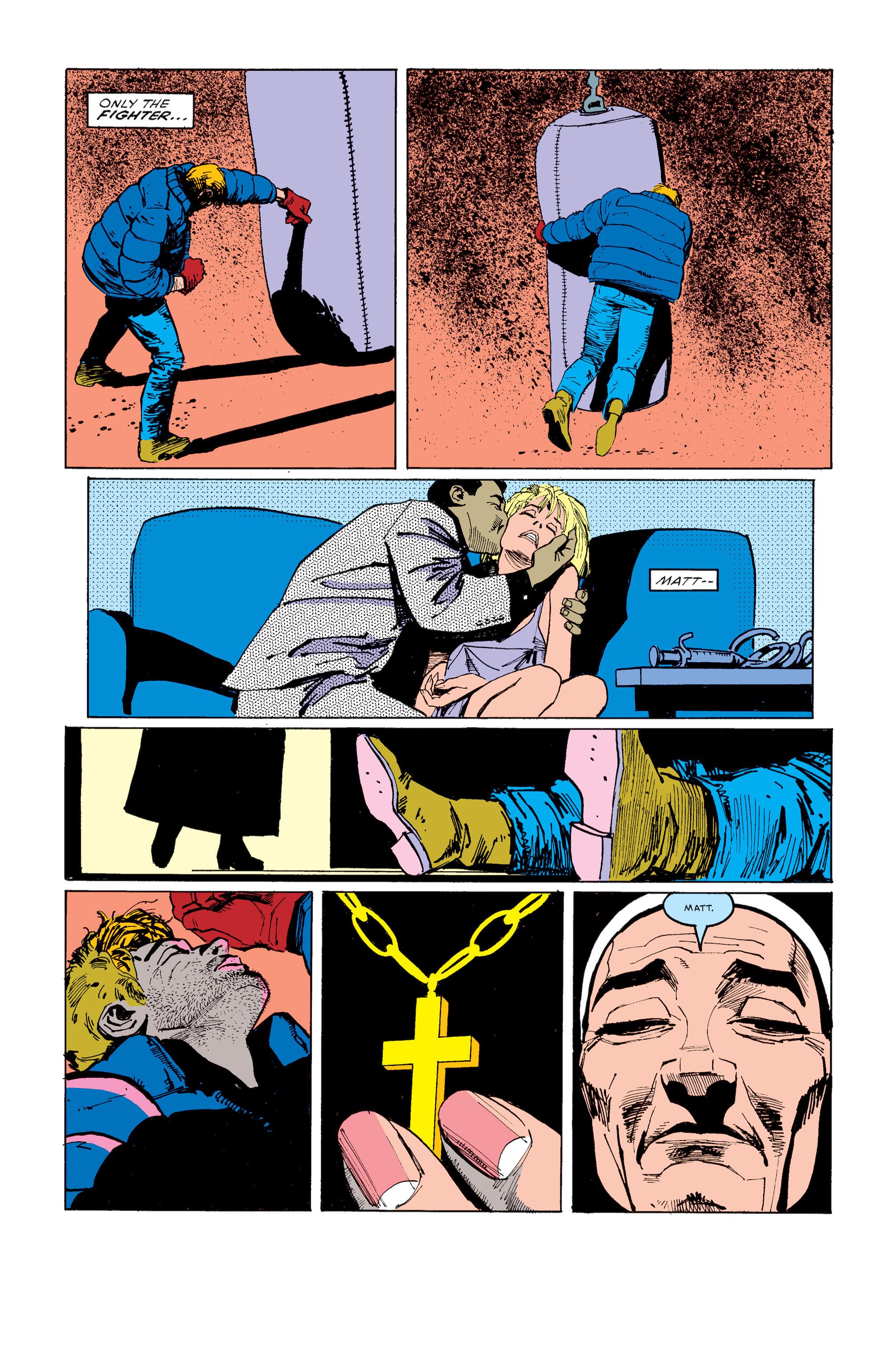 Read online Daredevil: Born Again comic -  Issue # Full - 96