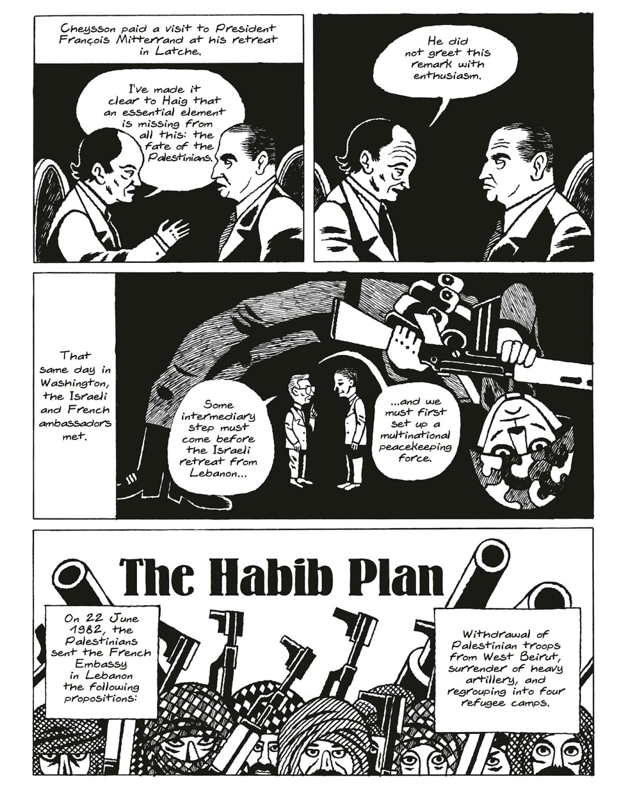 Best of Enemies: A History of US and Middle East Relations issue TPB_2 - Page 84