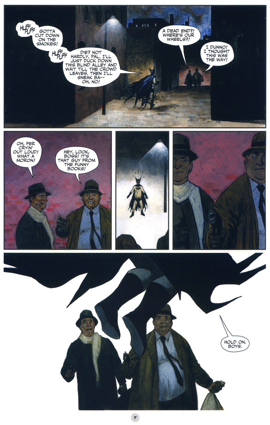 Read online Solo (2004) comic -  Issue #9 - 8