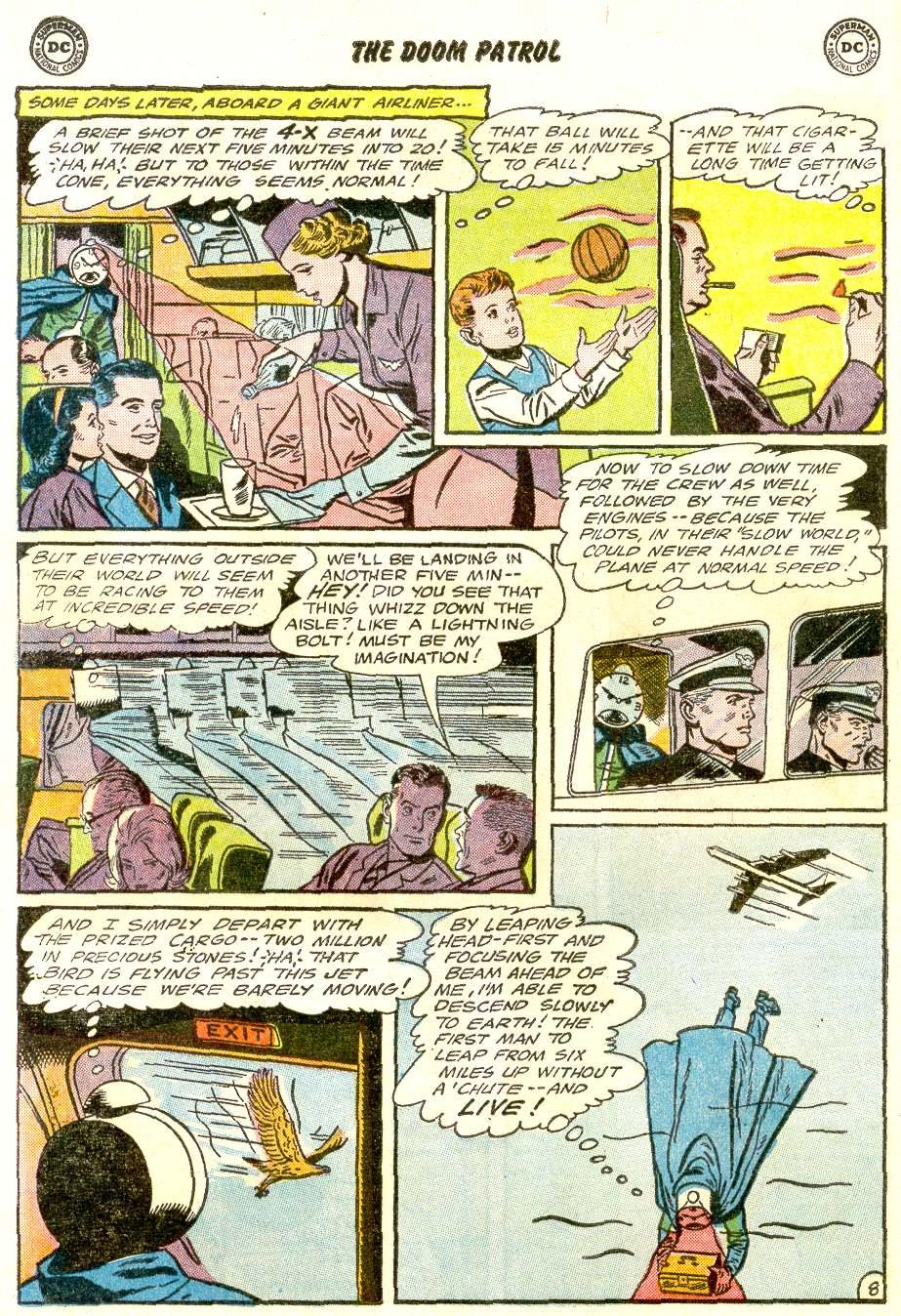 Doom Patrol (1964) issue 92 - Page 12