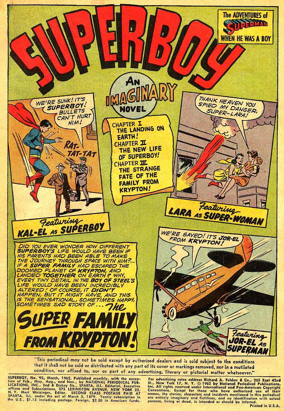 Superboy (1949) issue 95 - Page 2