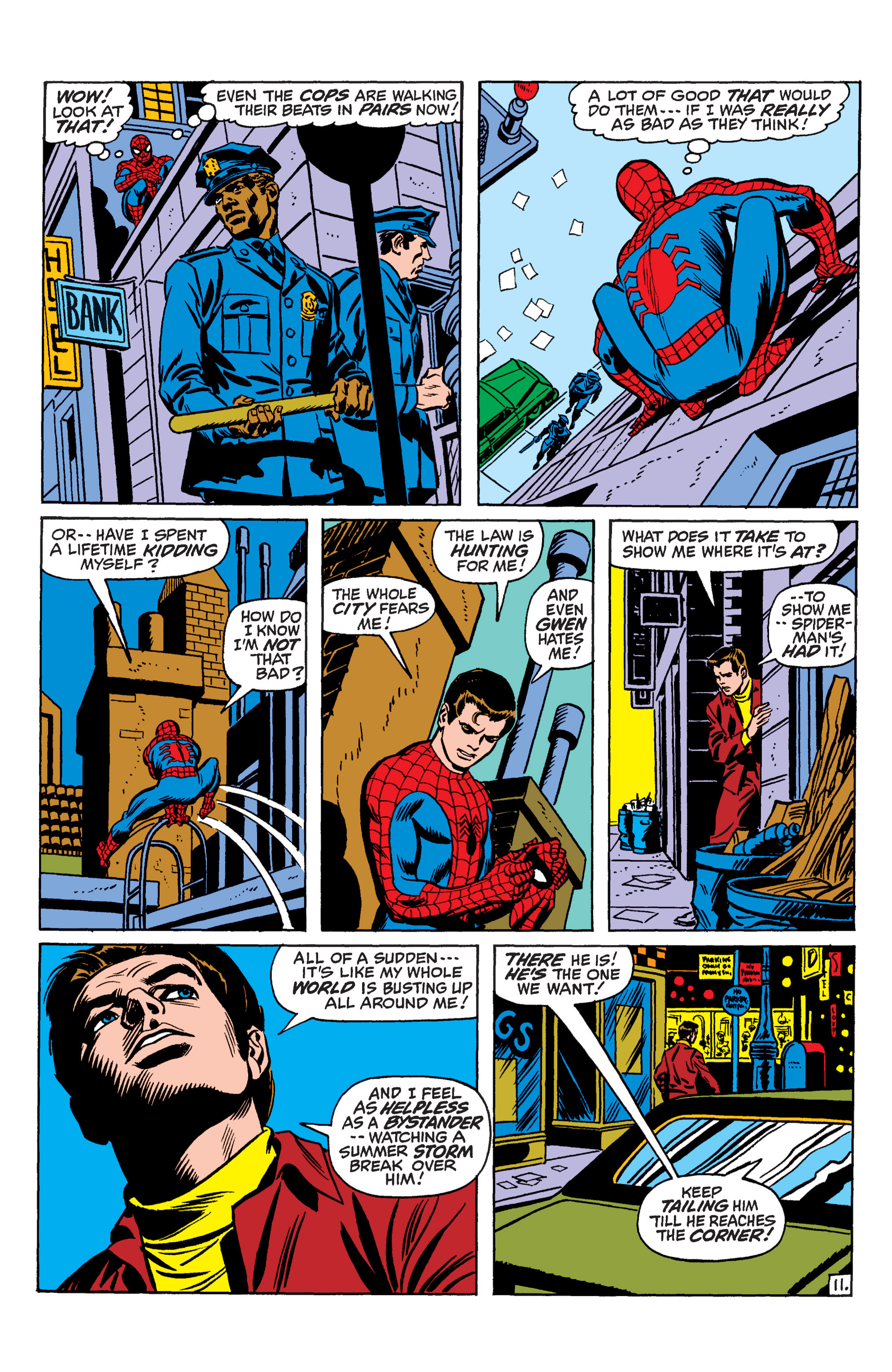 The Amazing Spider-Man (1963) 91 Page 11
