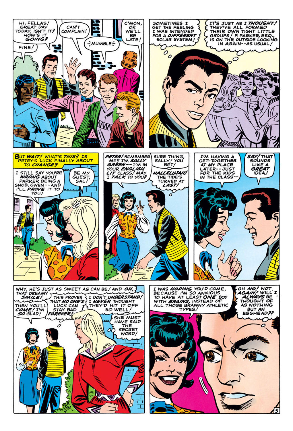 The Amazing Spider-Man (1963) 36 Page 5