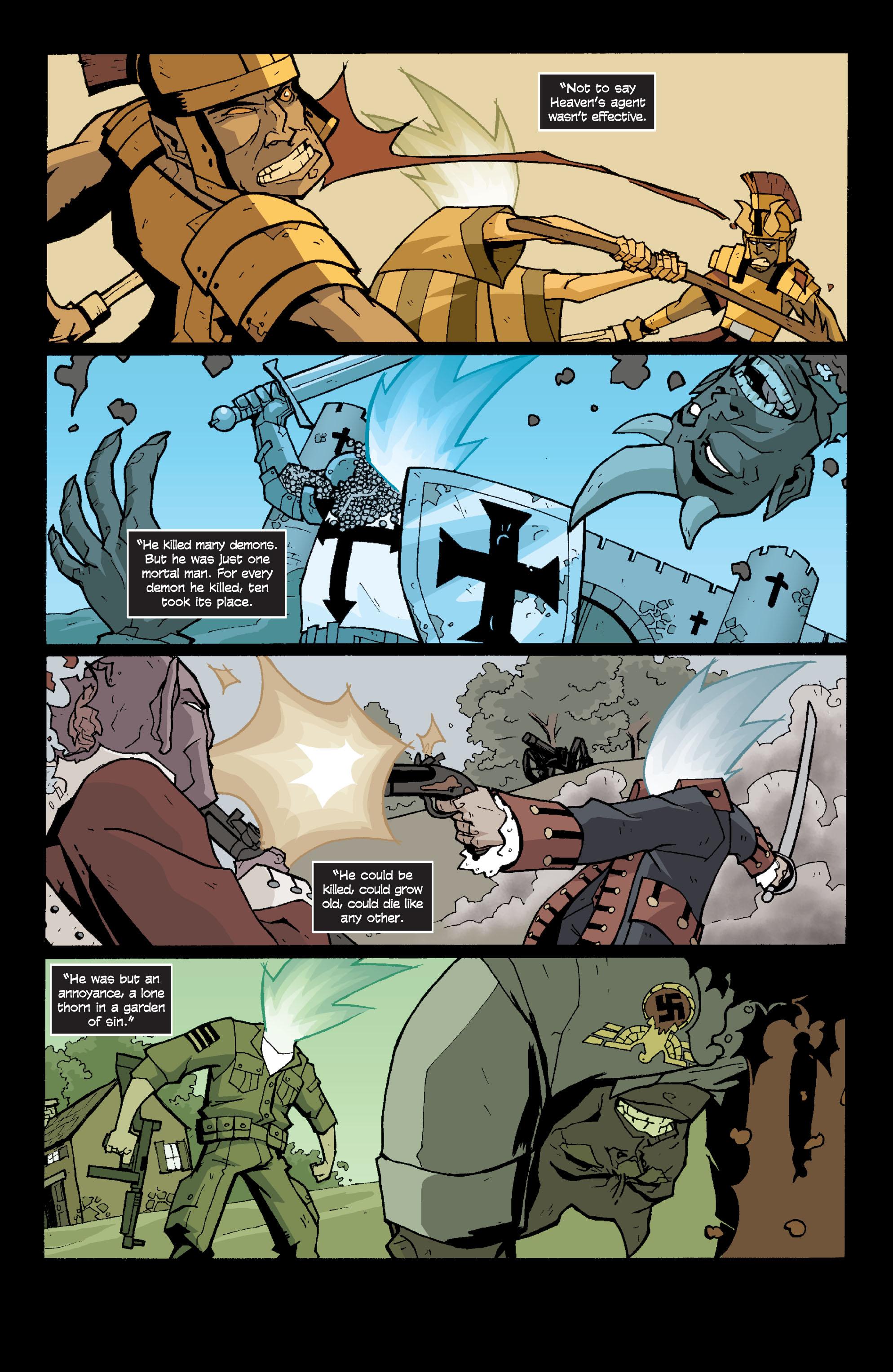 Read online Killer Of Demons comic -  Issue #3 - 4