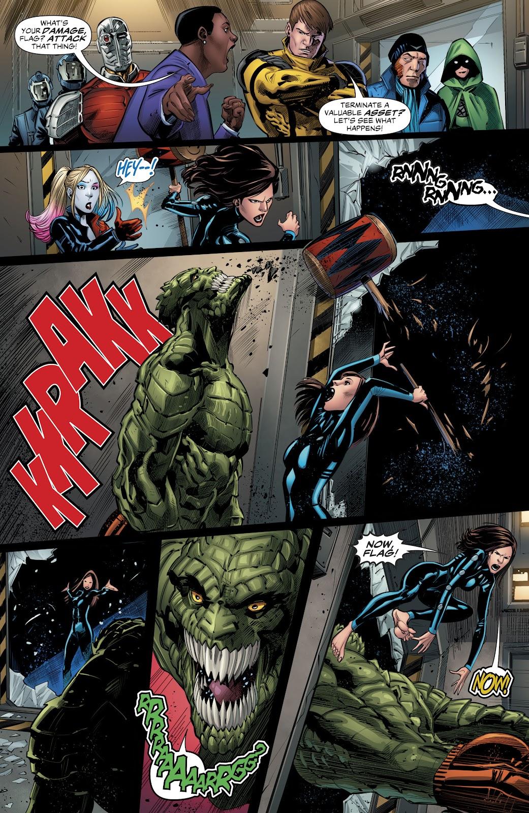 Read online Suicide Squad Black Files comic -  Issue #4 - 14