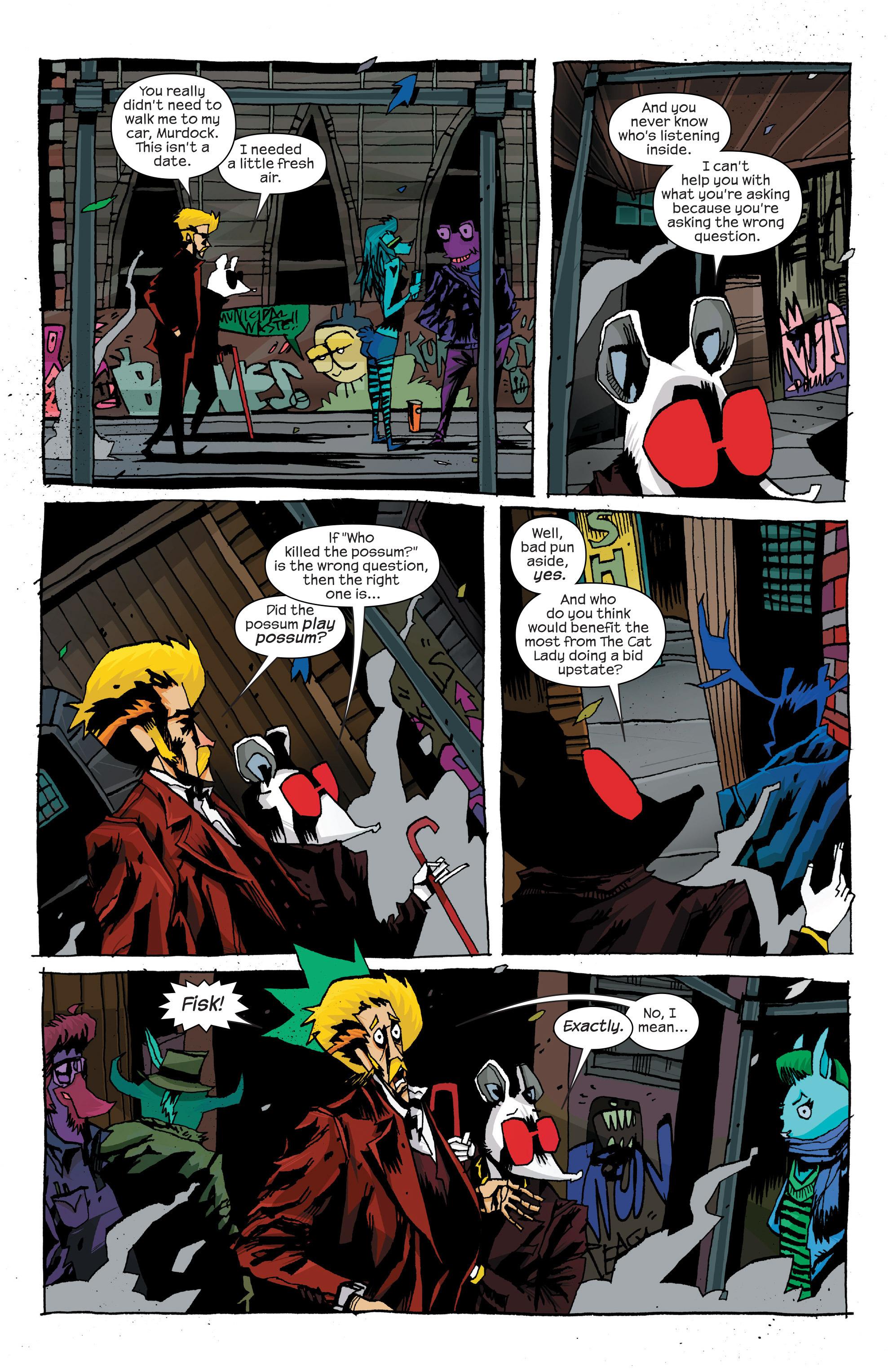 Read online Secret Wars Journal/Battleworld comic -  Issue # TPB - 220
