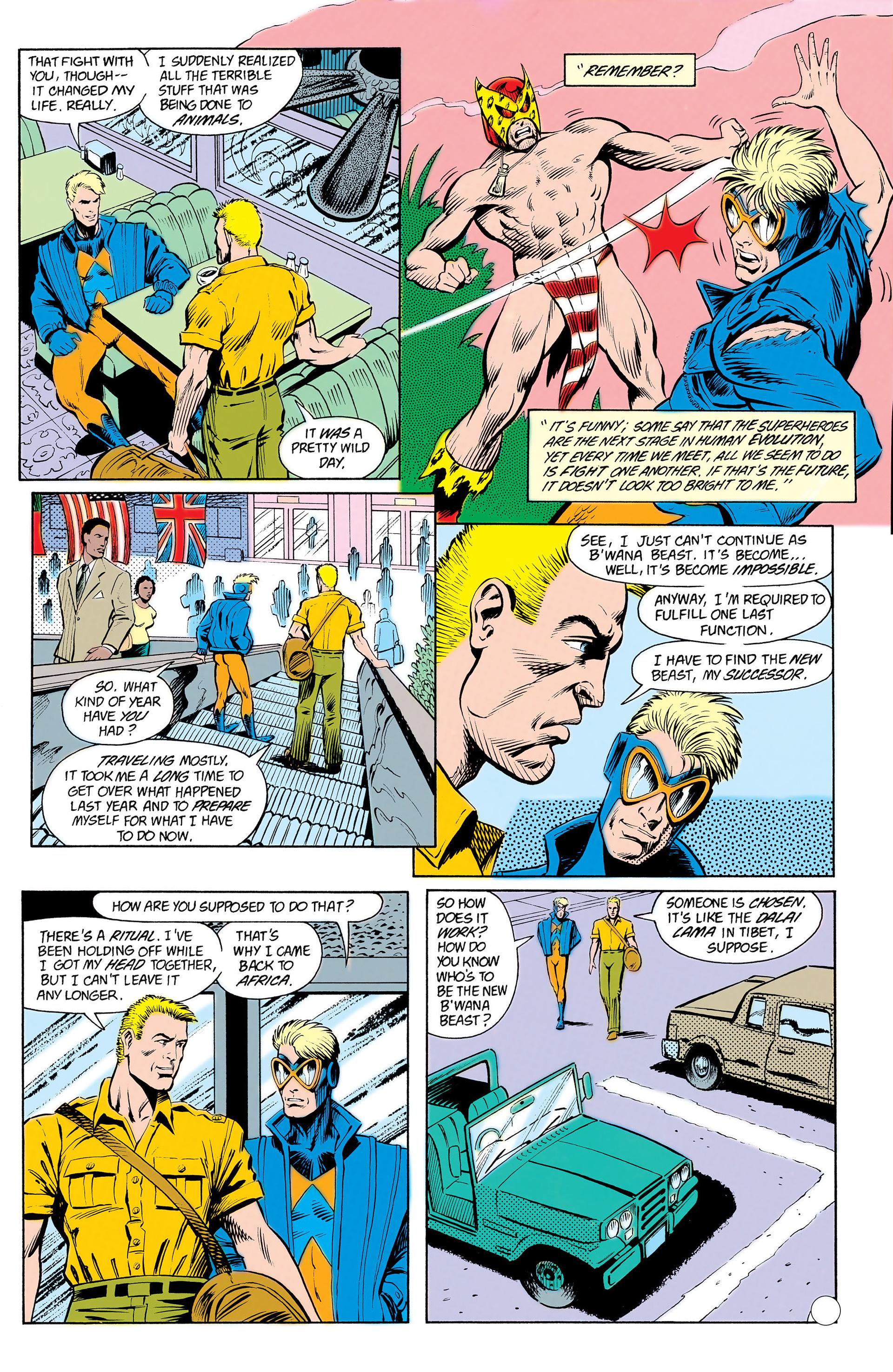 Read online Animal Man (1988) comic -  Issue #13 - 6