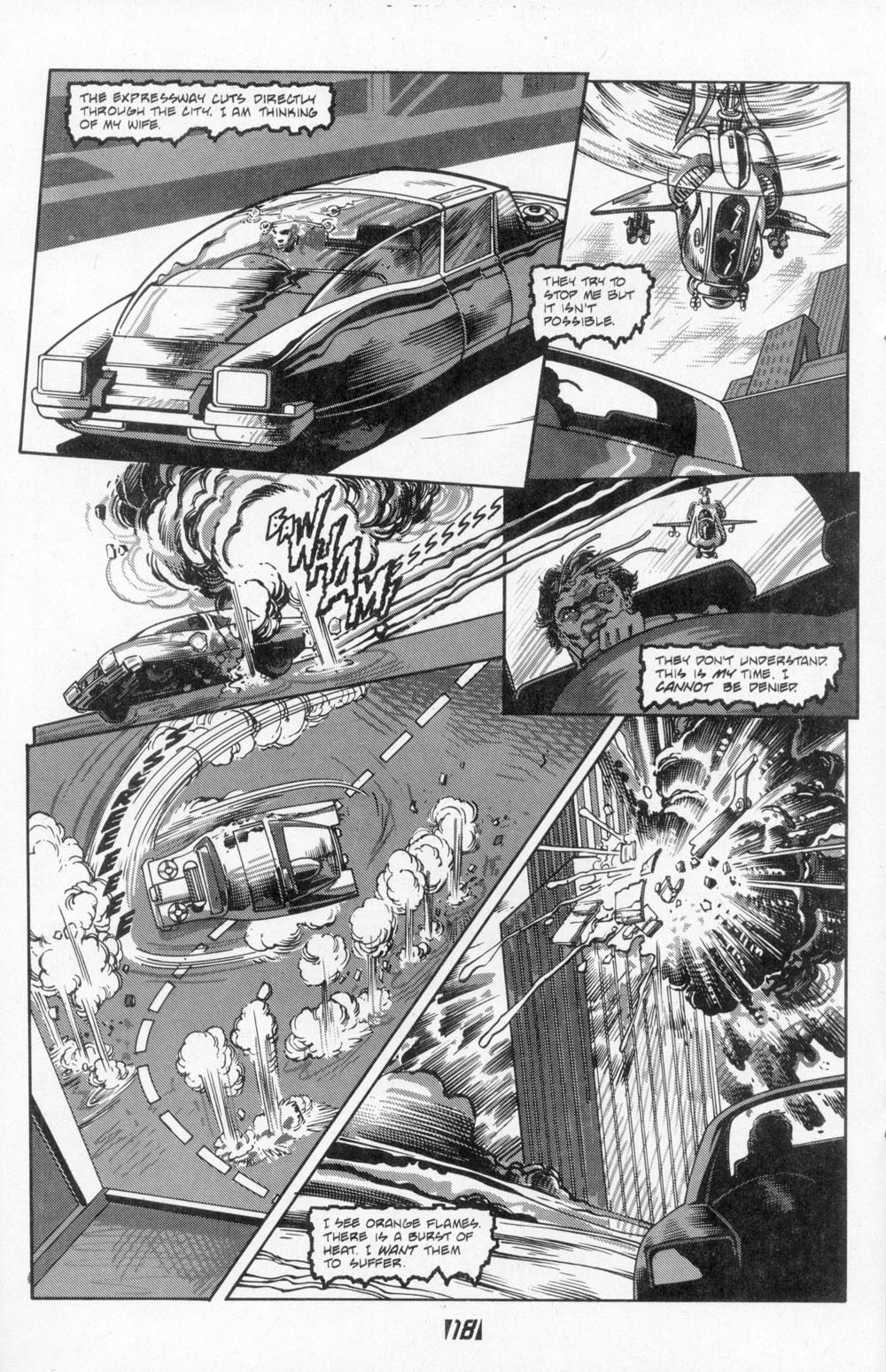 Read online Aliens (1988) comic -  Issue #3 - 22
