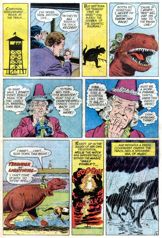 Read online Strange Sports Stories (1973) comic -  Issue #2 - 21