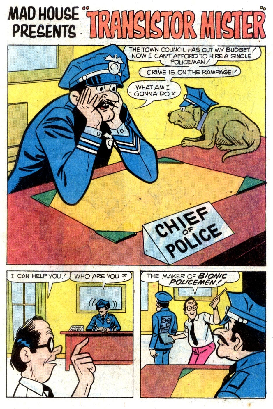 Read online Madhouse Comics comic -  Issue #110 - 13