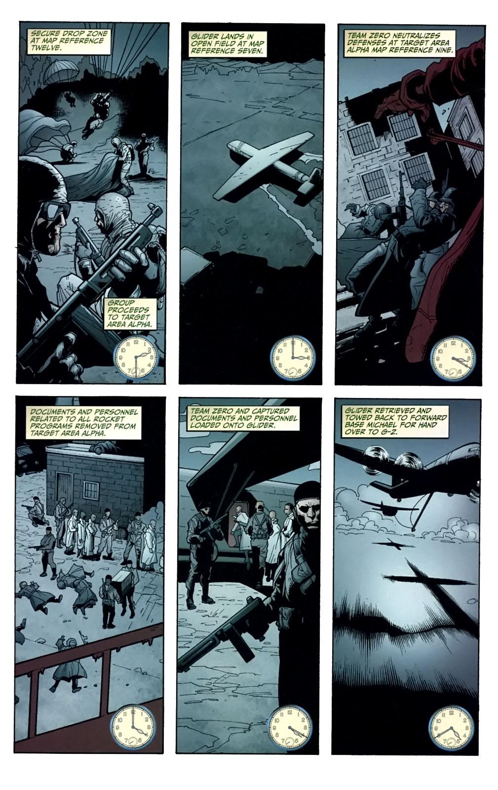 Read online Team Zero comic -  Issue #3 - 3