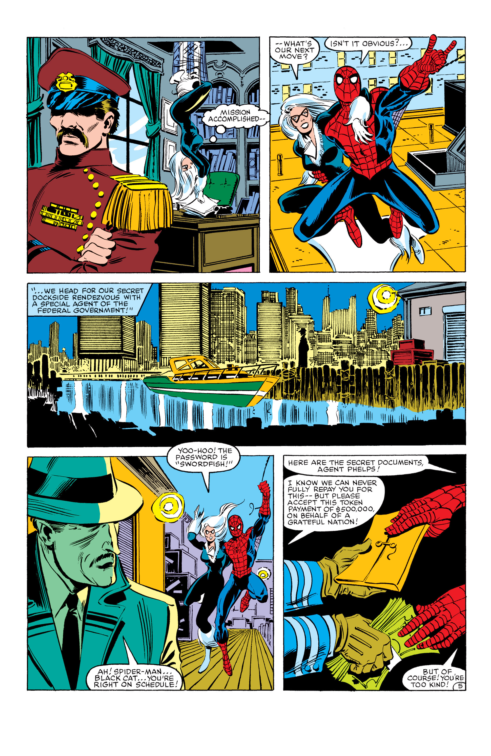 The Amazing Spider-Man (1963) 246 Page 5