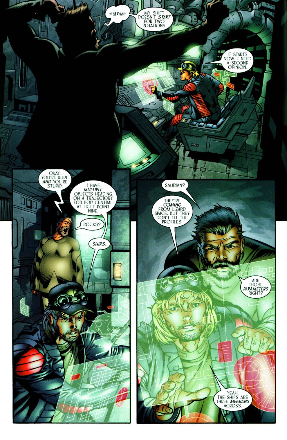 Read online Sigil (2000) comic -  Issue #36 - 6