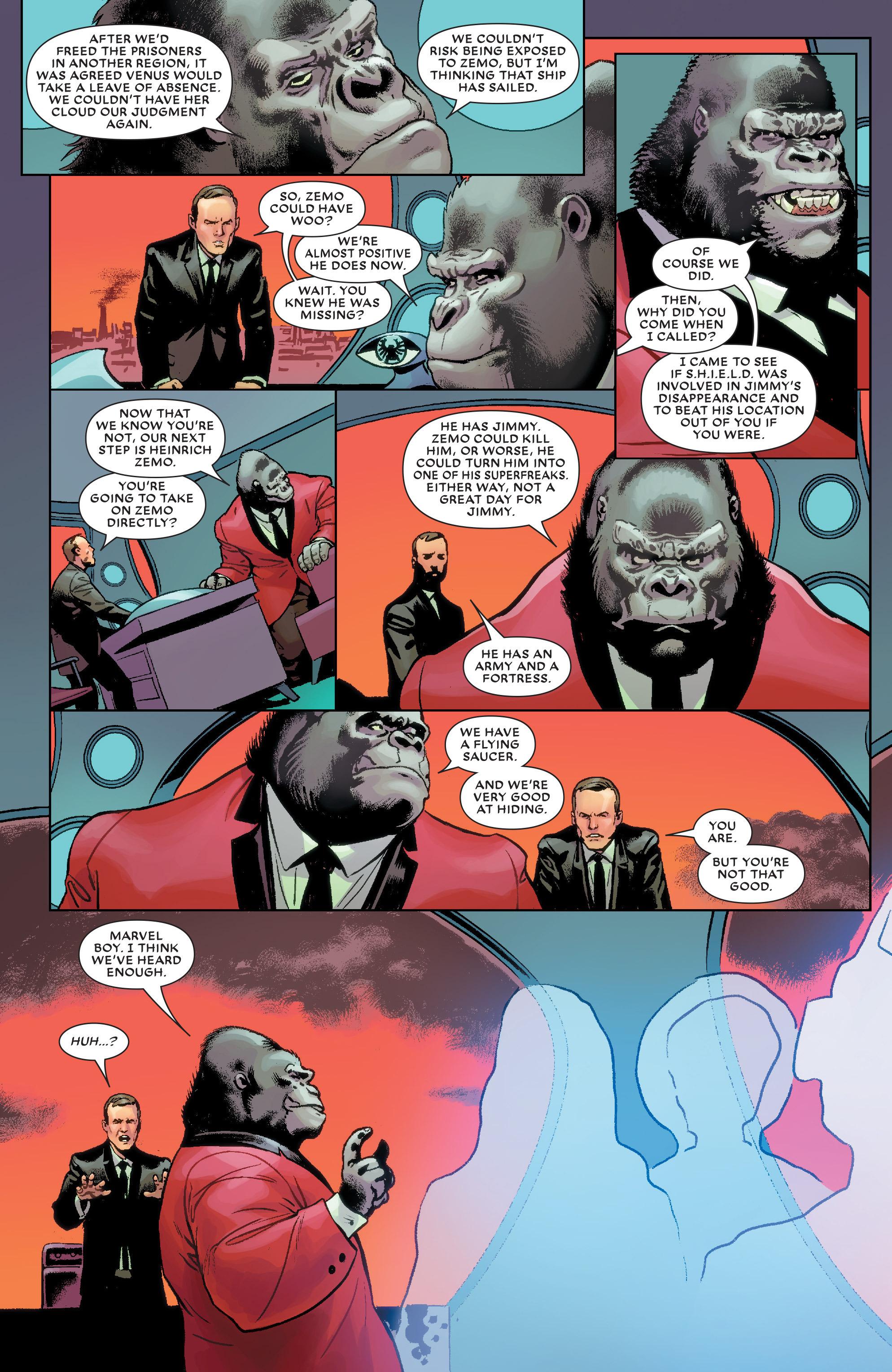 Read online Secret Wars: Agents of Atlas comic -  Issue # Full - 15