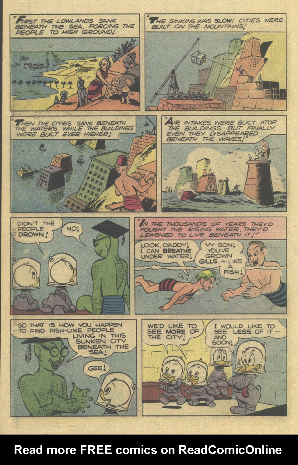 Read online Uncle Scrooge (1953) comic -  Issue #189 - 26