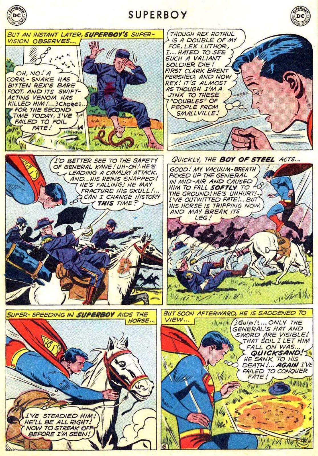 Superboy (1949) issue 91 - Page 7