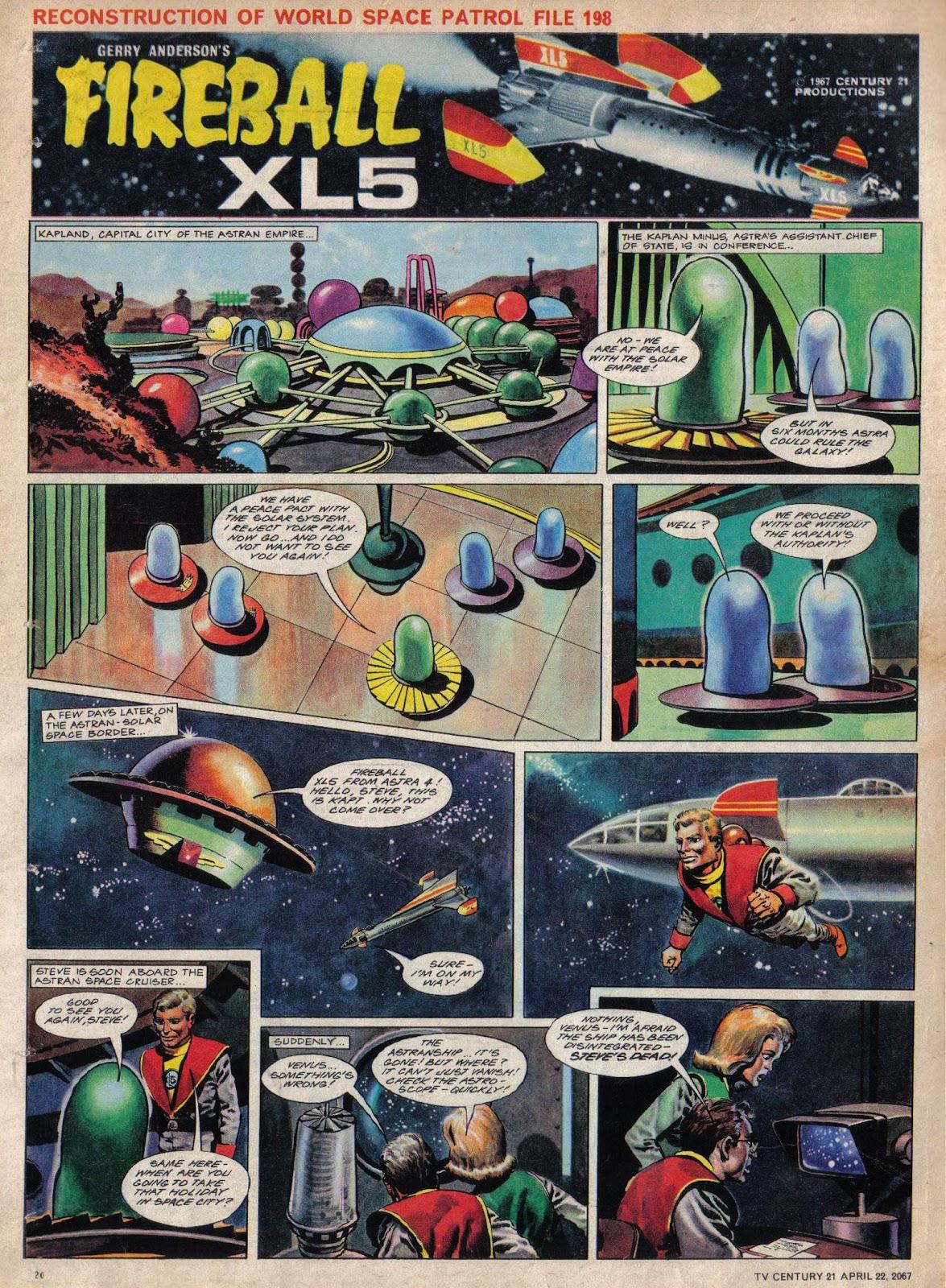 TV Century 21 (TV 21) issue 118 - Page 19
