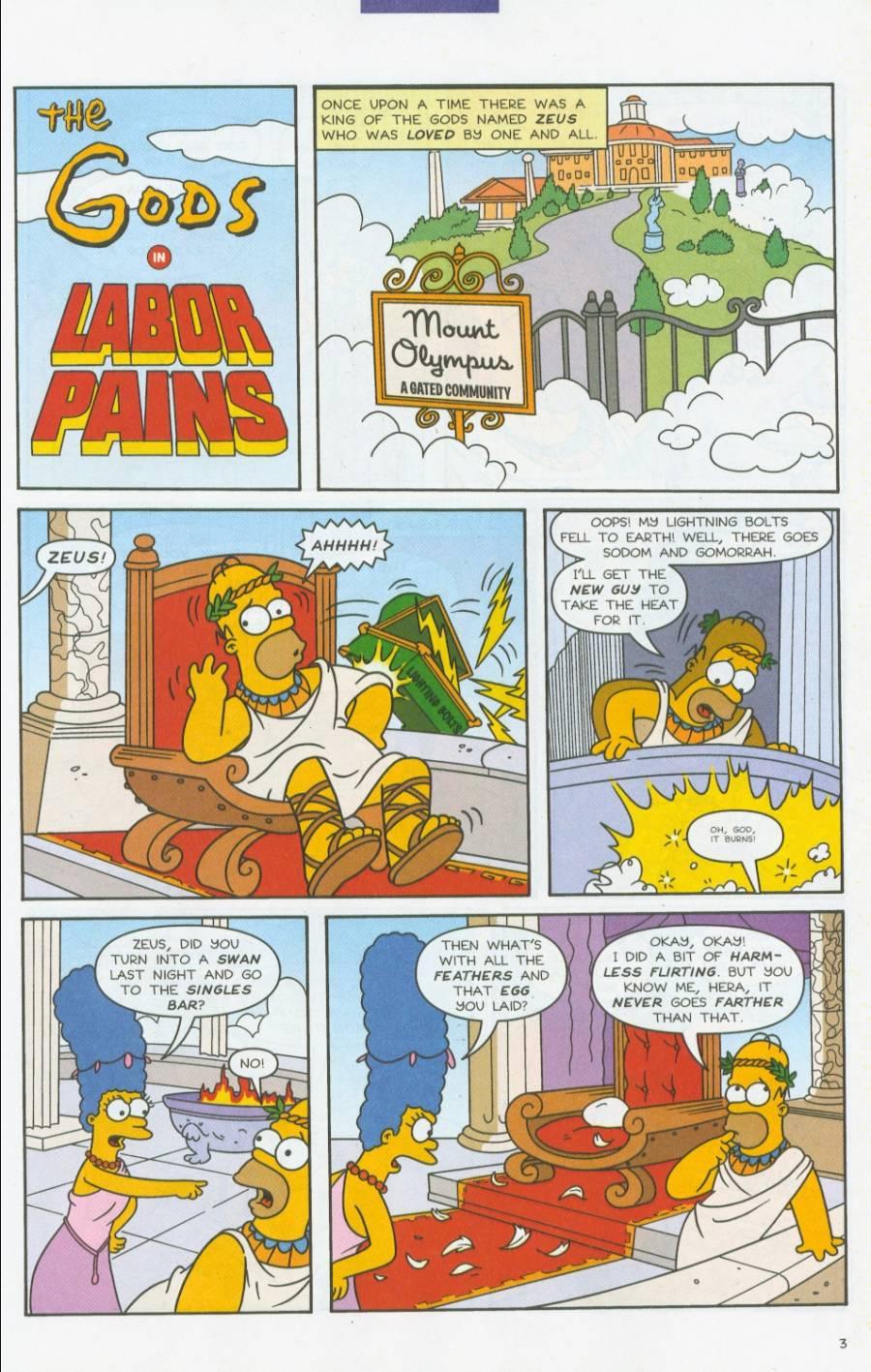 Read online Simpsons Comics comic -  Issue #70 - 4
