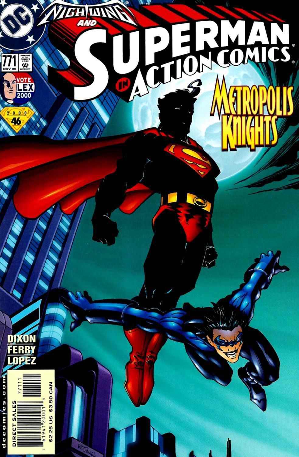 Action Comics (1938) 771 Page 1