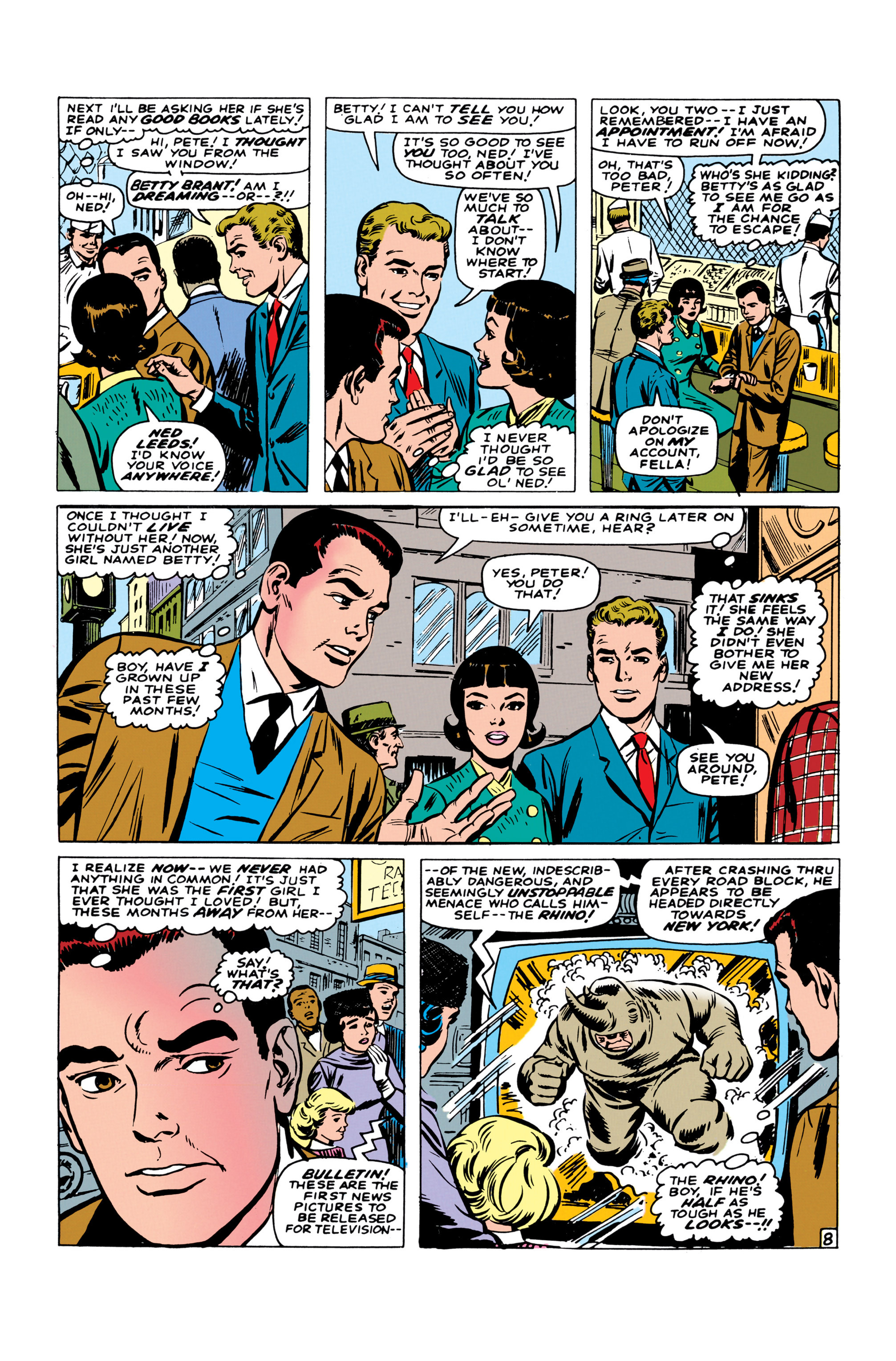 The Amazing Spider-Man (1963) 41 Page 8