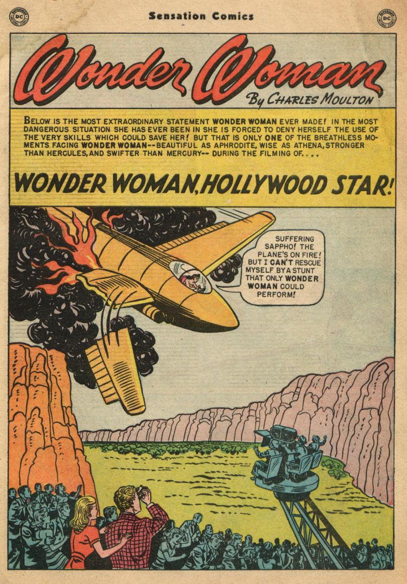Read online Sensation (Mystery) Comics comic -  Issue #100 - 3