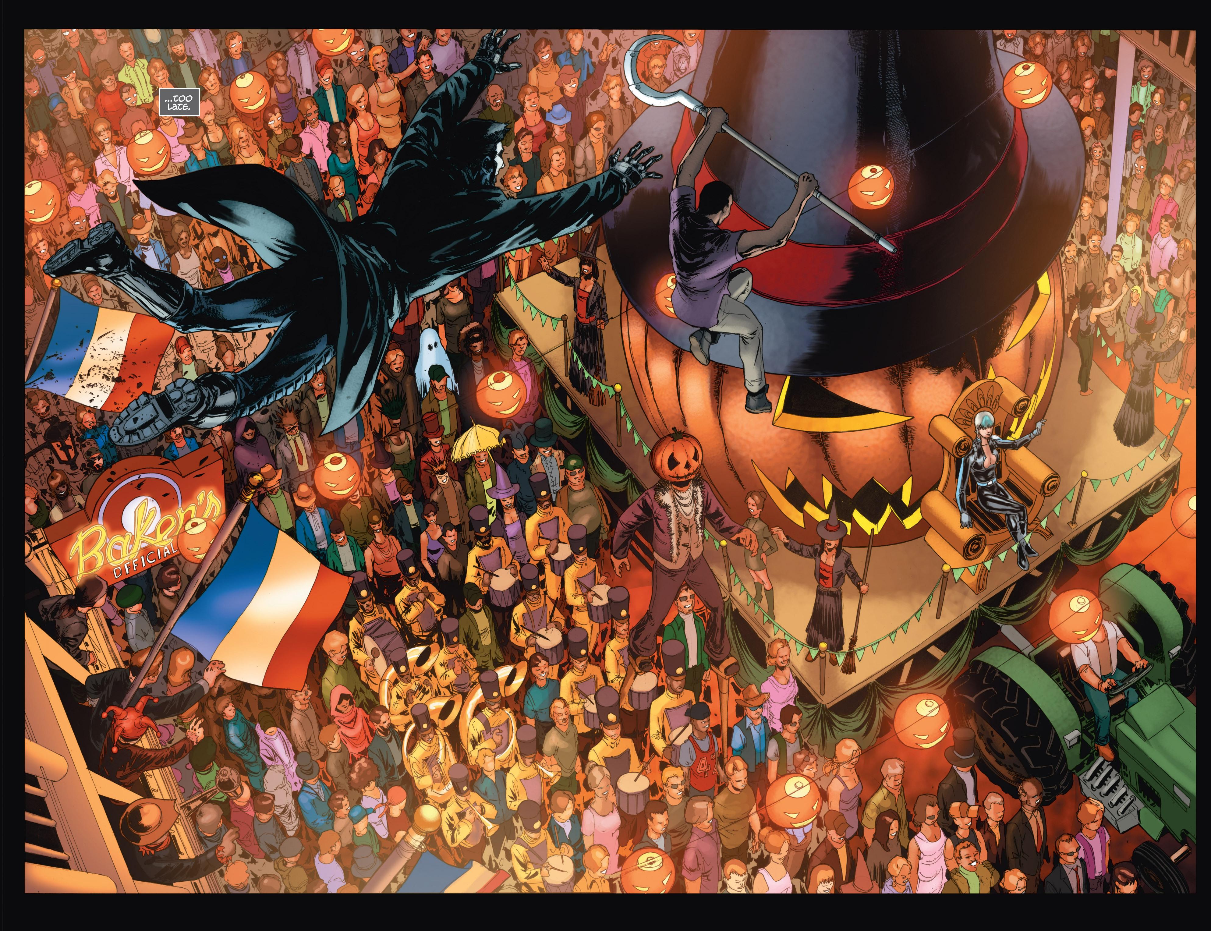 Read online Shadowman (2012) comic -  Issue #11 - 14