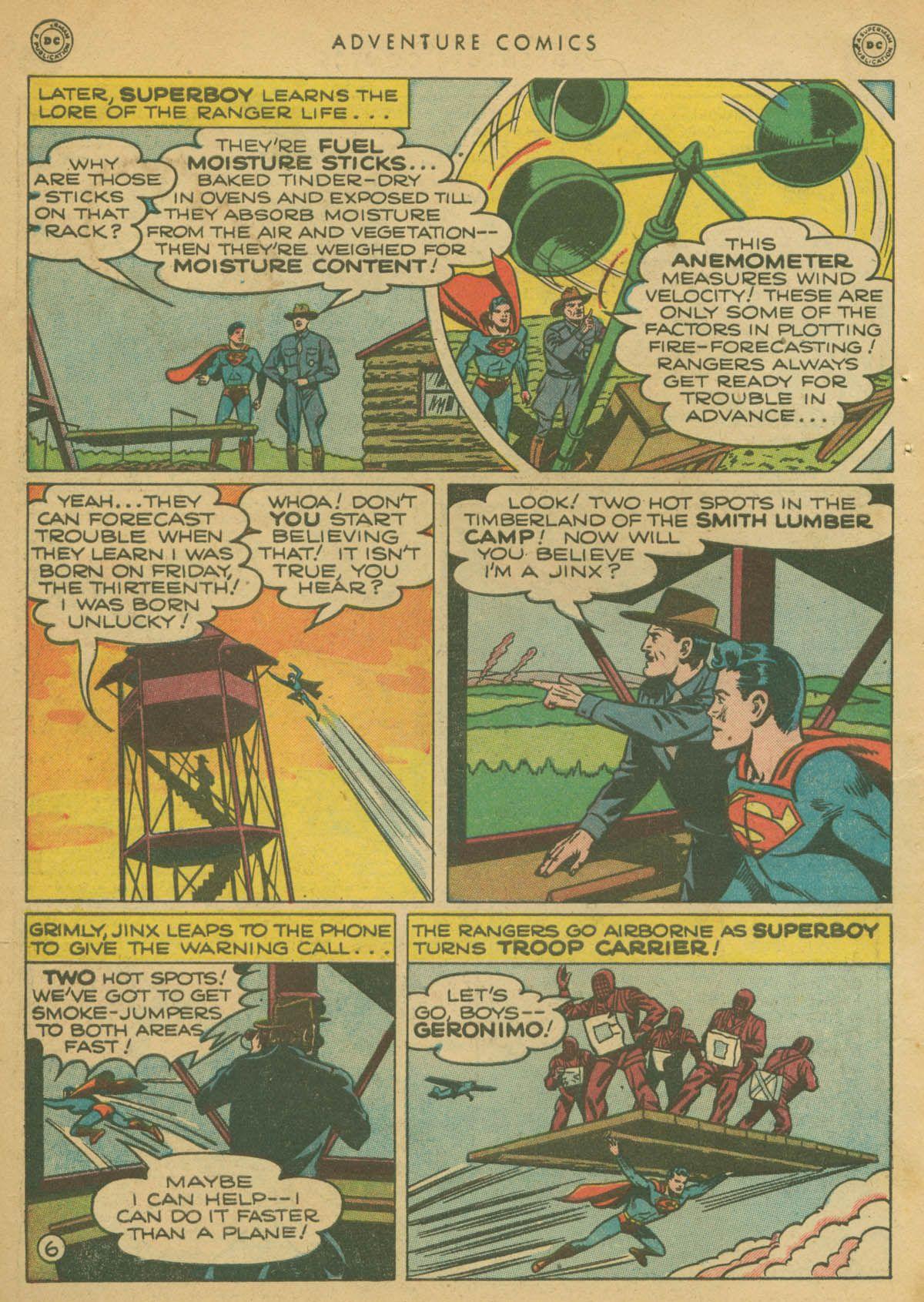 Read online Adventure Comics (1938) comic -  Issue #142 - 7