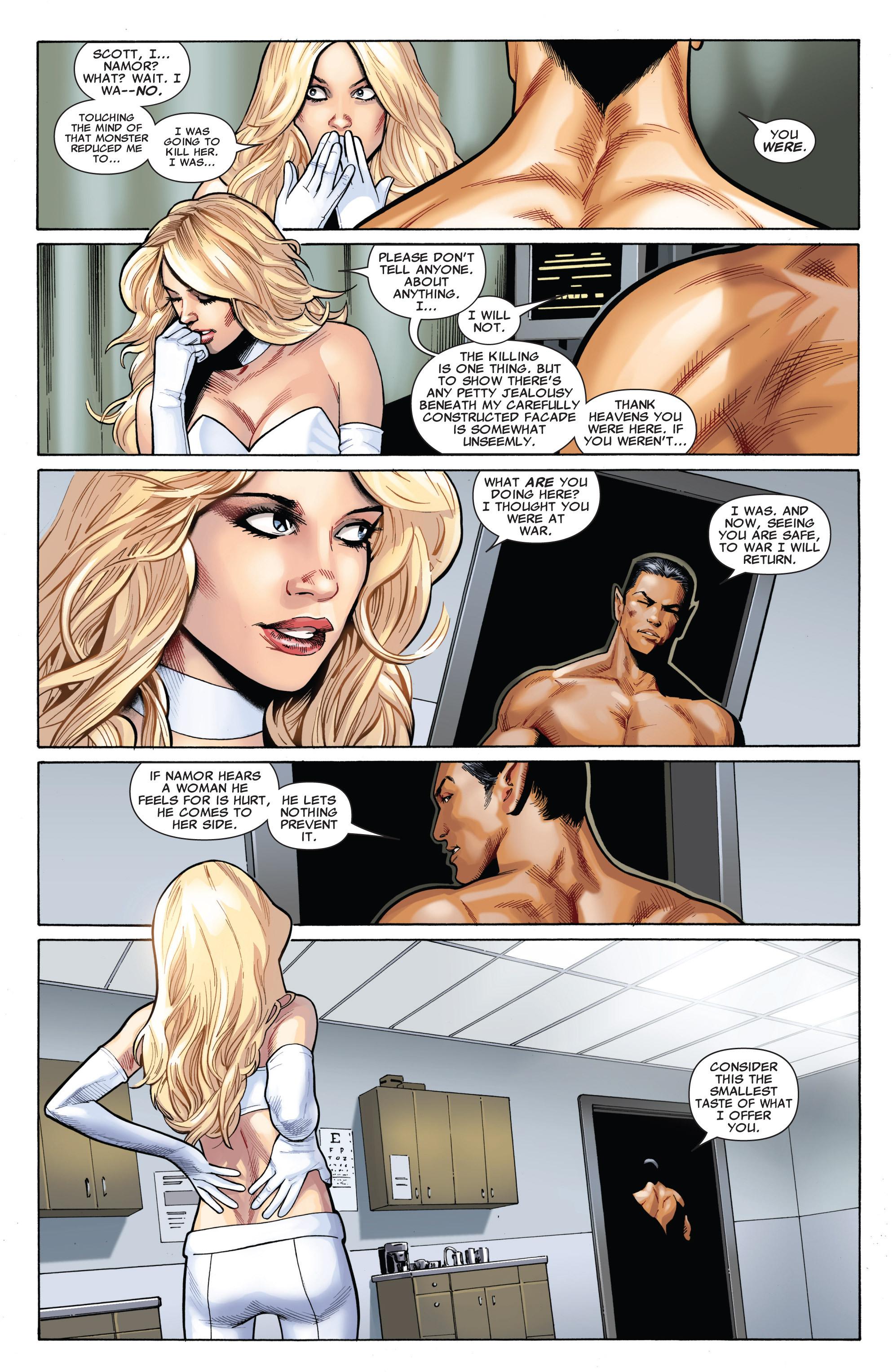 Read online Uncanny X-Men (1963) comic -  Issue #543 - 15