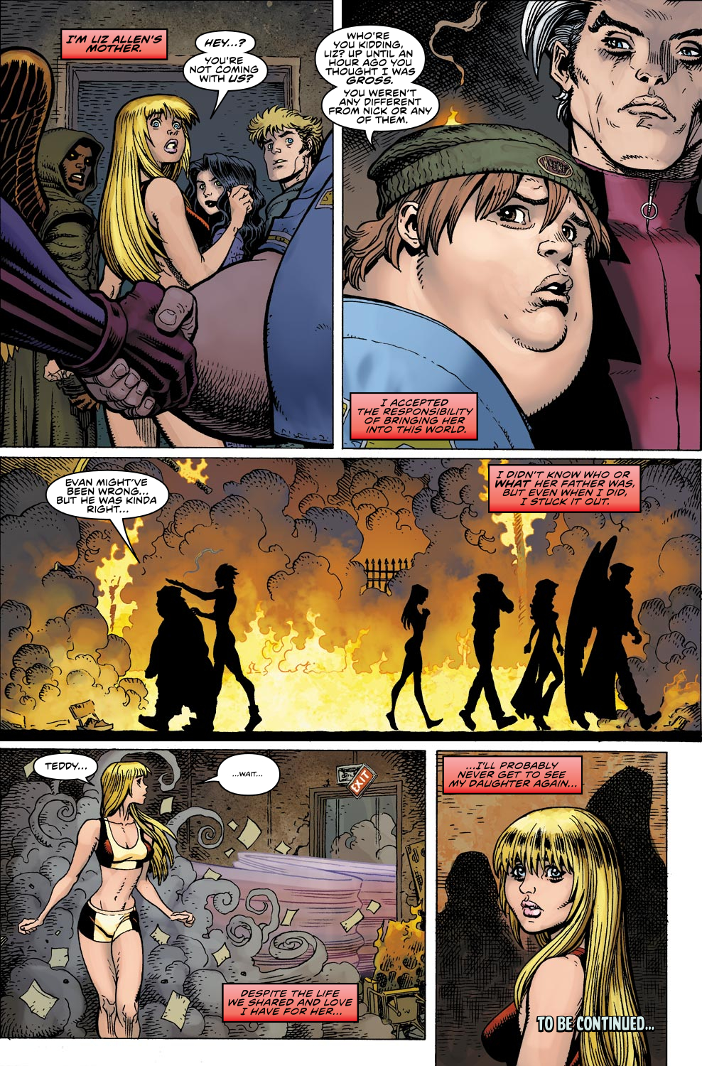 Read online Ultimate X comic -  Issue #4 - 25